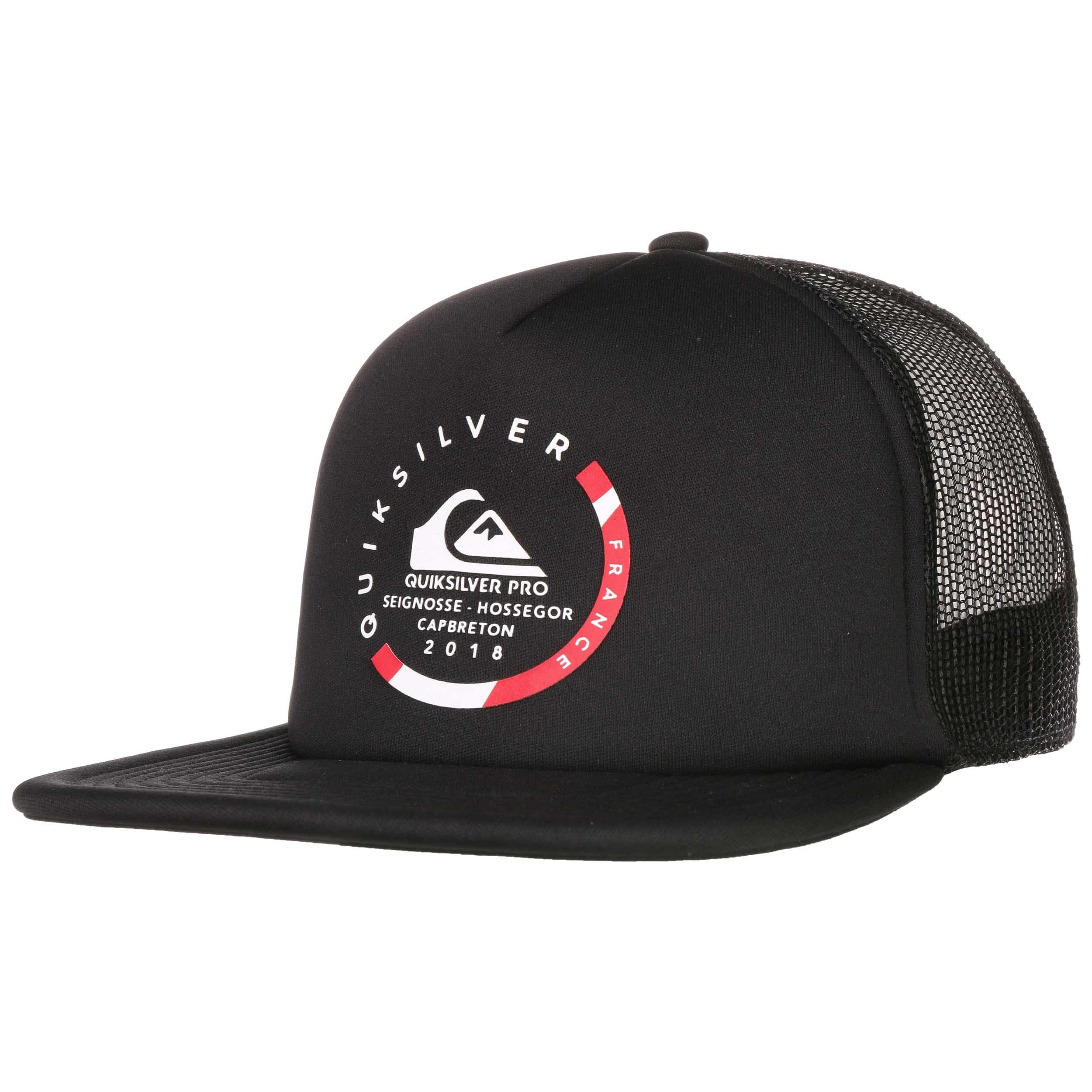 Gorra Trucker Quik Pro France by Quiksilver - Gorras - sombreroshop.es fefc2bb82ca