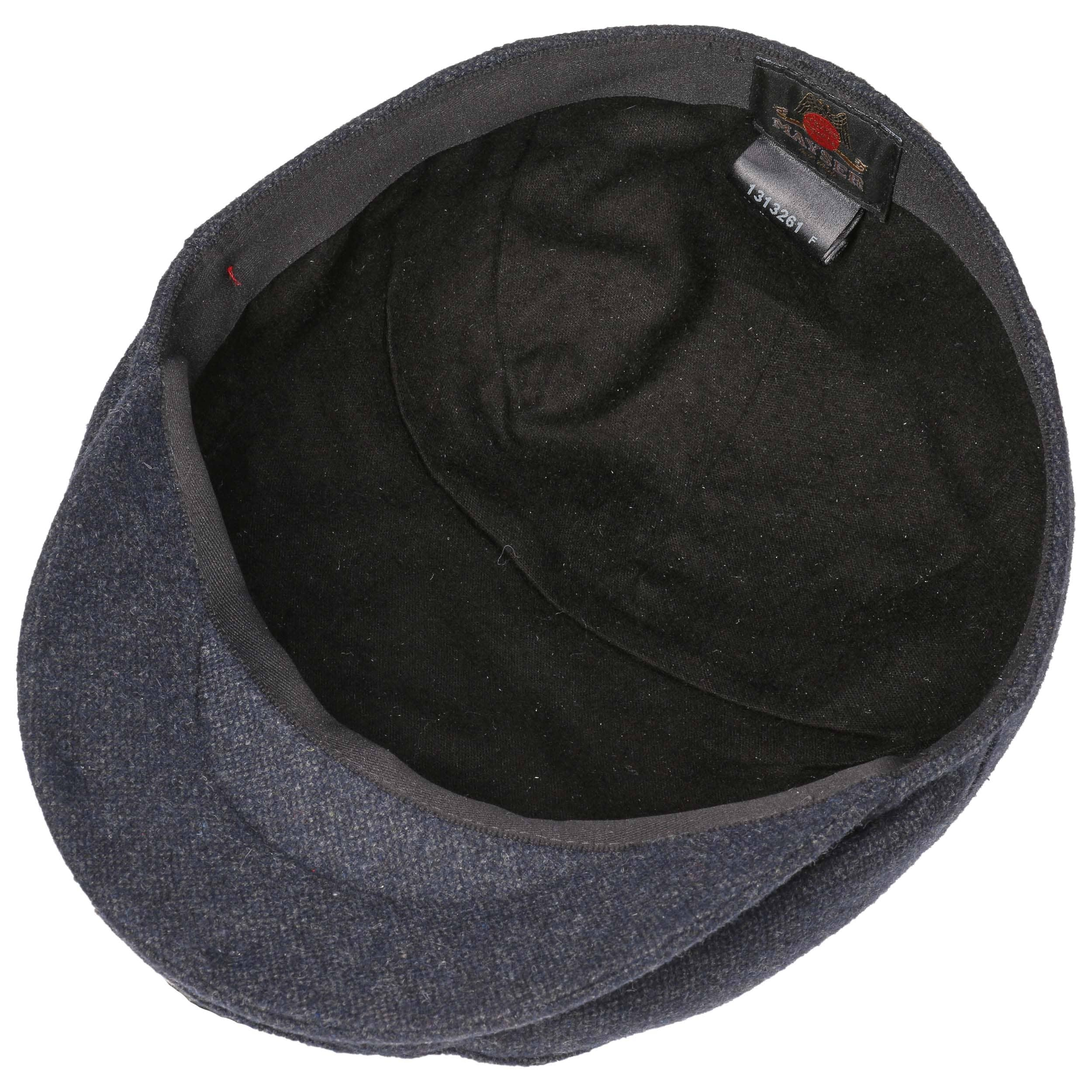 Gorra Tweed Wool by Mayser - Gorros - sombreroshop.es 2b1c504d11d