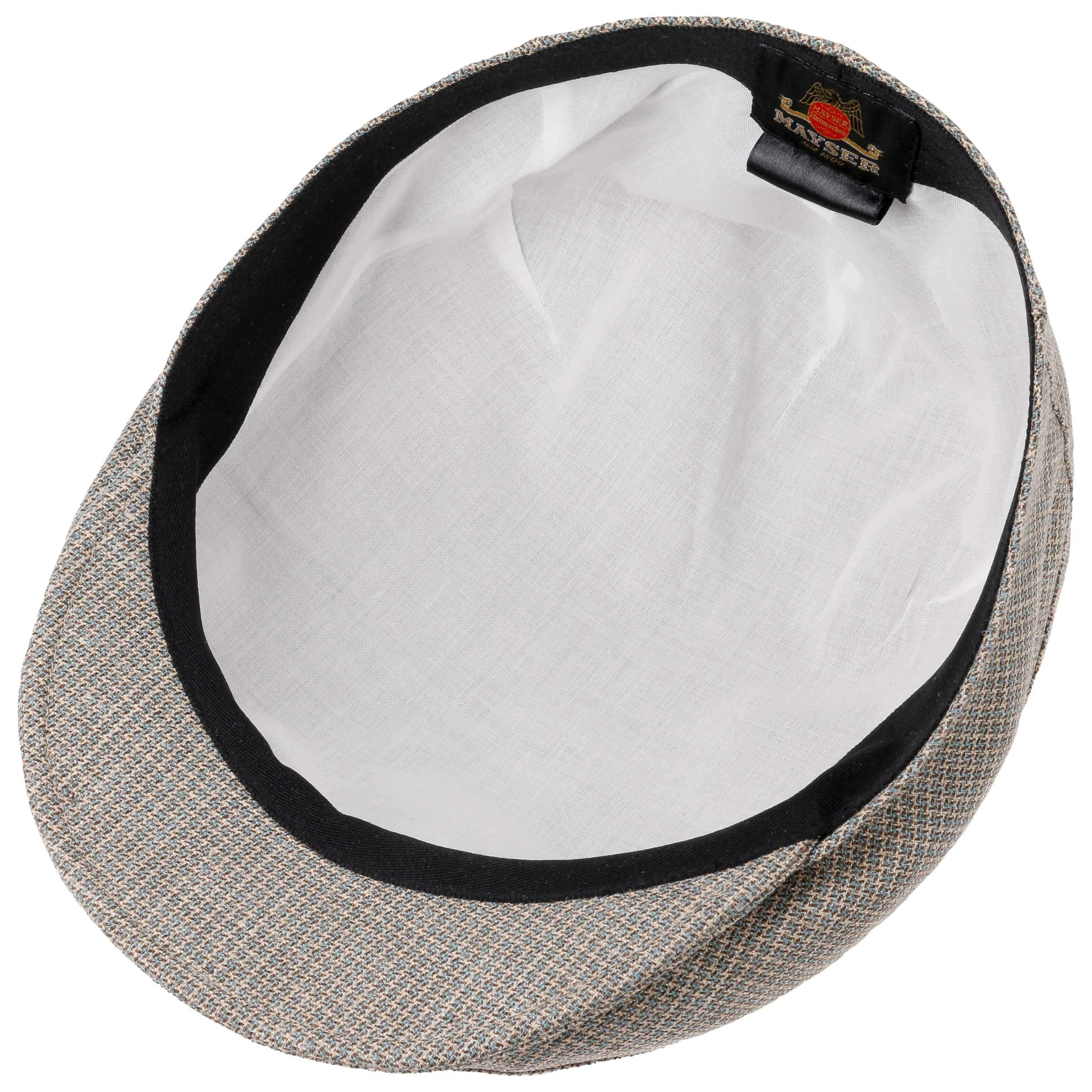 85d59028f3364 Gorra Vincent Soft Check by Mayser - Gorras - sombreroshop.es