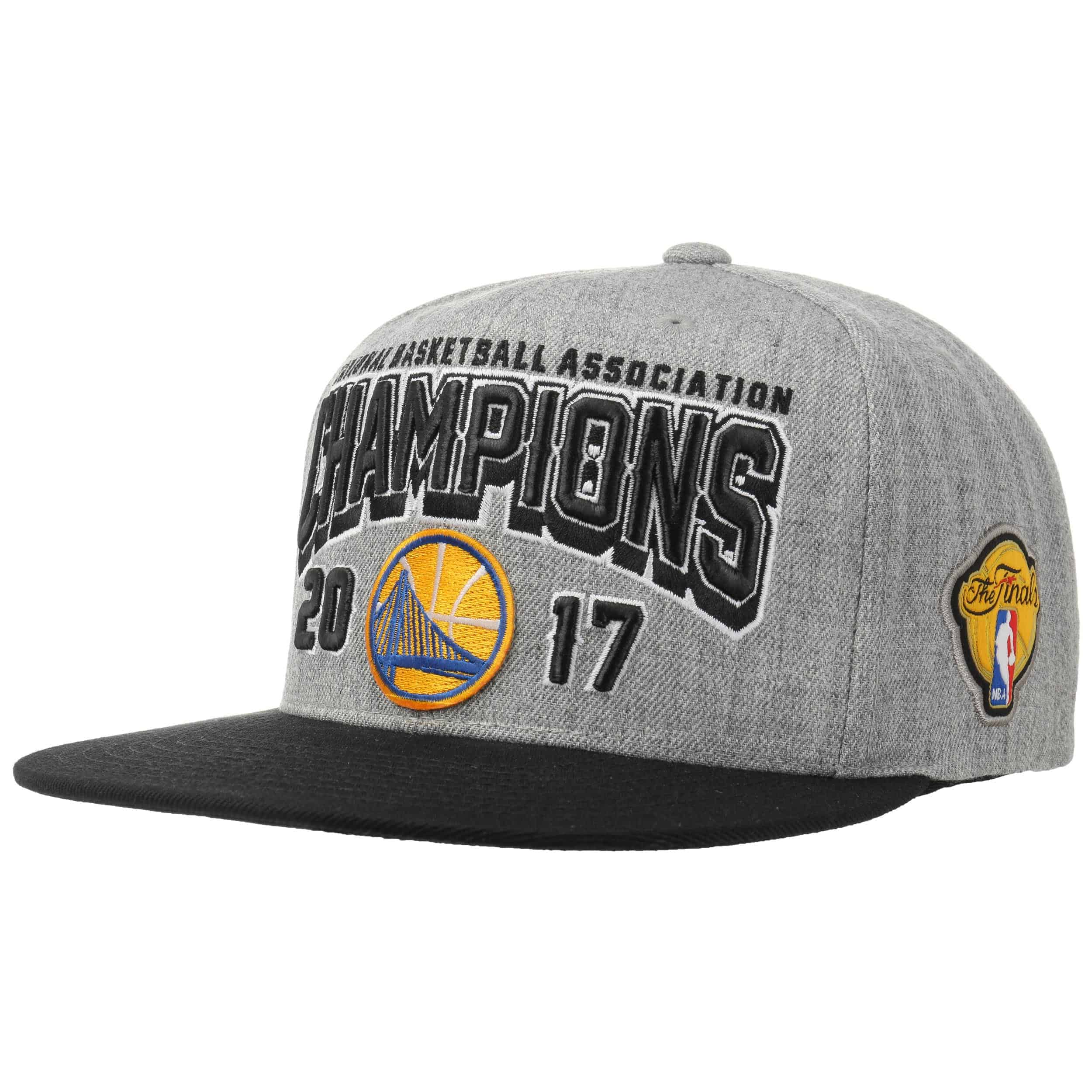 812a55894ad71 Gorra Warriors Champs by Mitchell   Ness - Gorras - sombreroshop.es