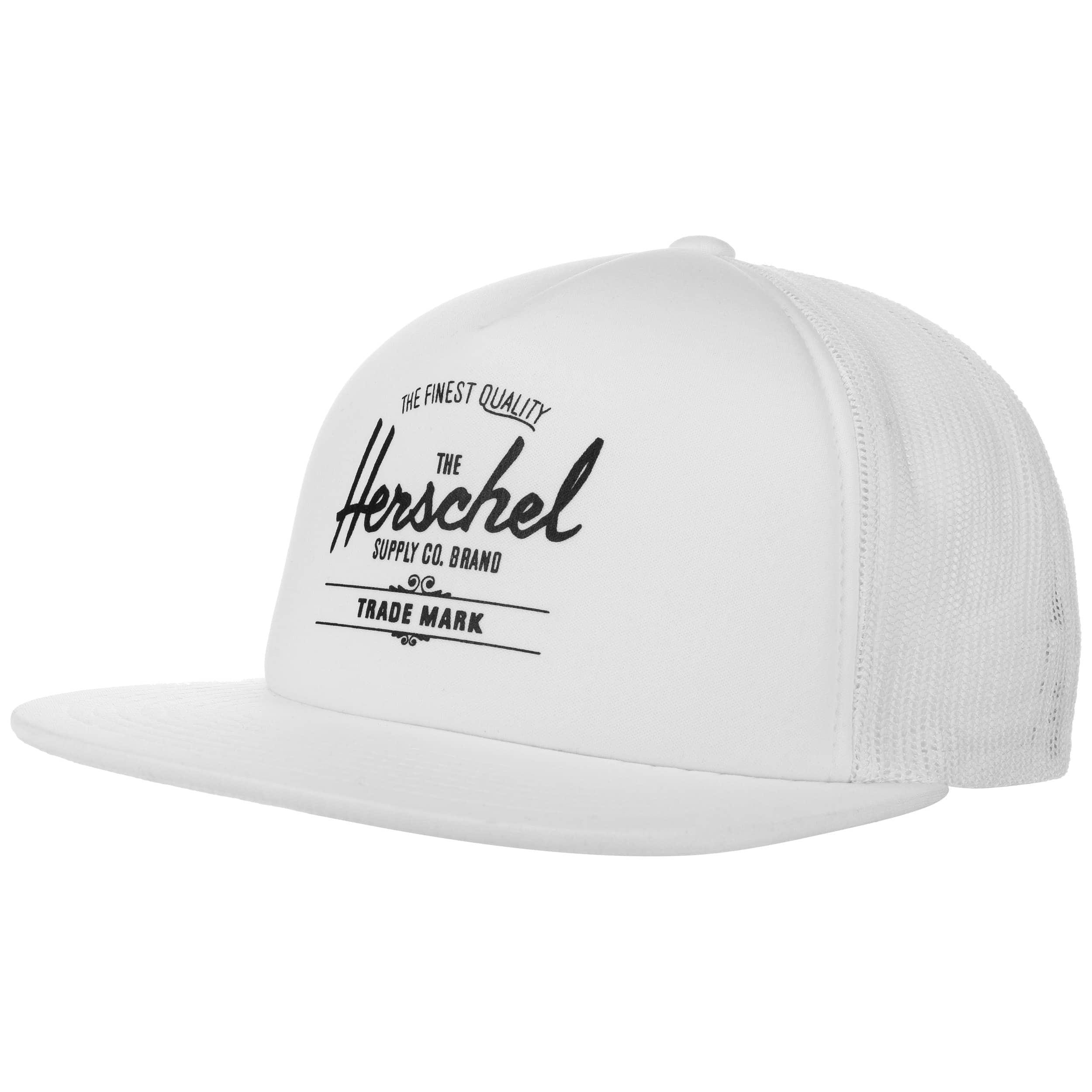 Gorra Whaler Mesh Flatbrim Cap by Herschel - Gorras - sombreroshop.es ef09520e92c