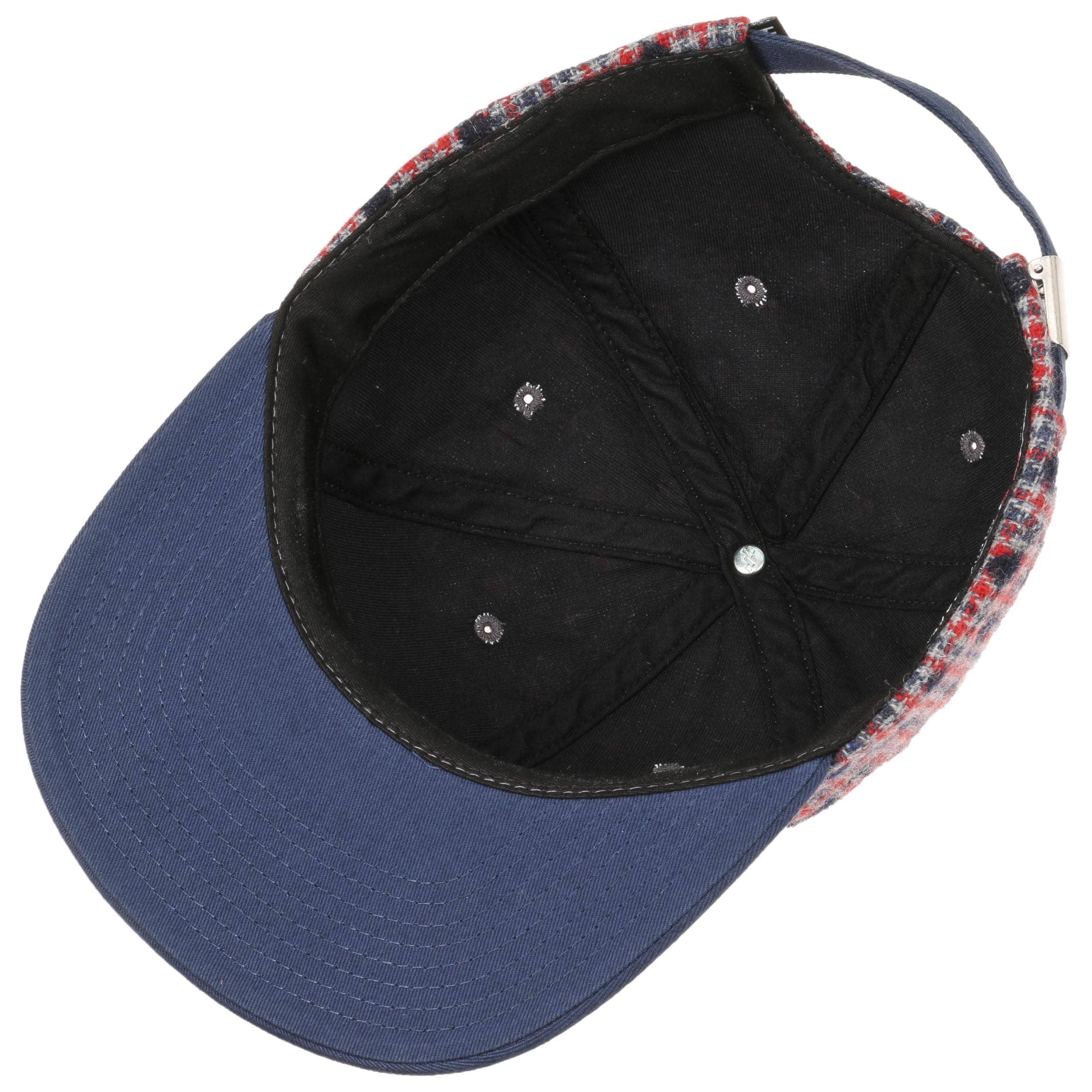 d54b5dc0b934c Gorra Wool Box Logo Strapback by HUF - Gorras - sombreroshop.es