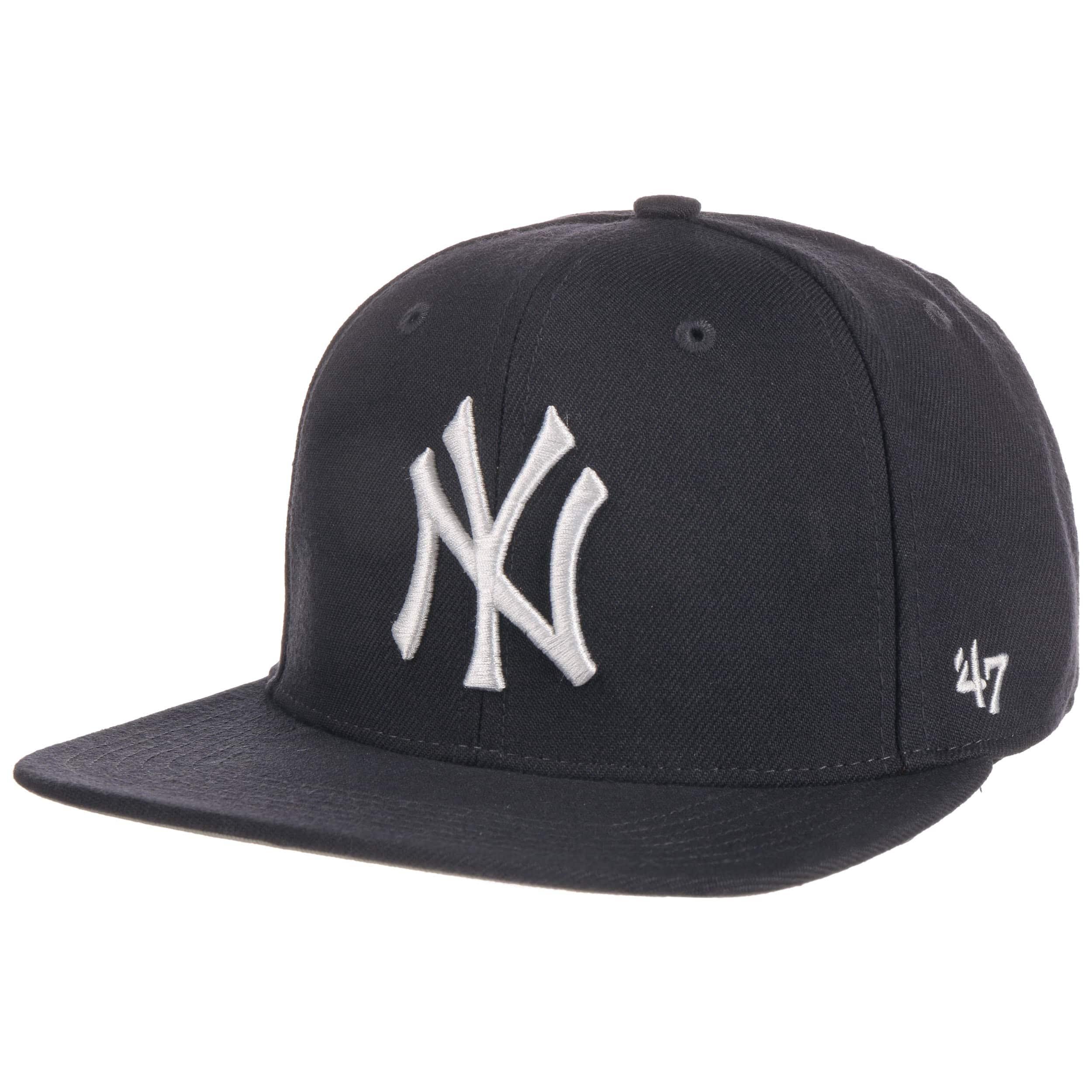 fcf594550dea Gorra Youth NoShot Yankees by 47 Brand