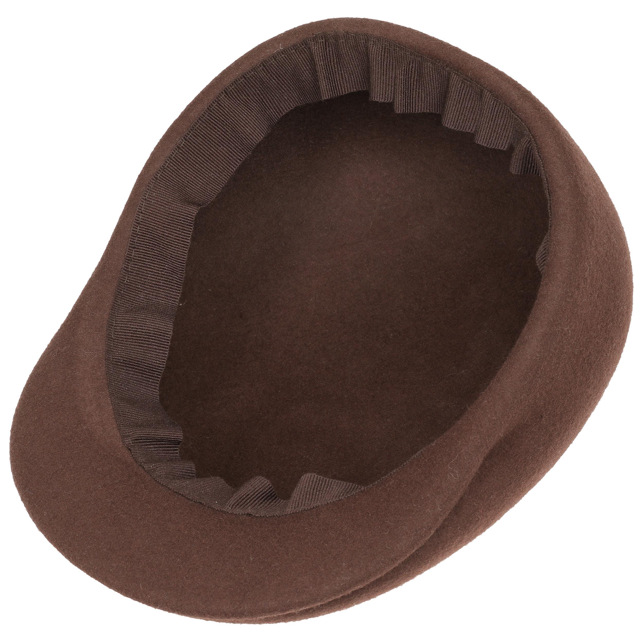Gorra de Fieltro by Lipodo - Gorras - sombreroshop.es 0b92376c1e3