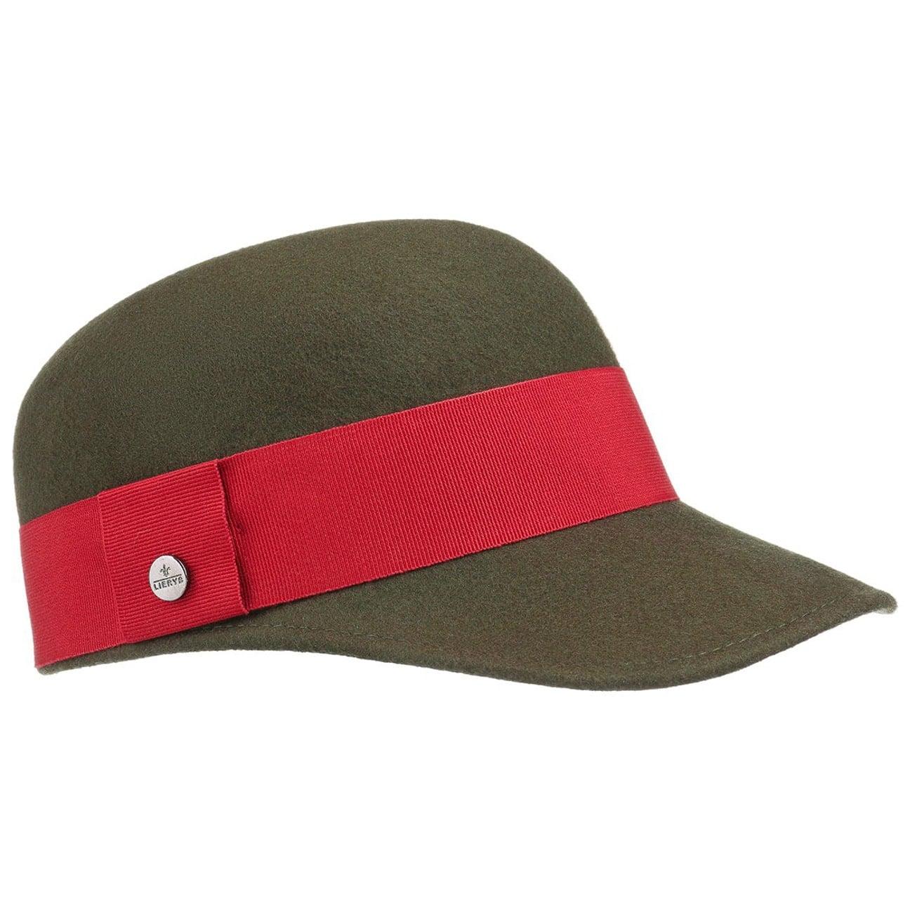 Gorra de Fieltro para Mujer by Lierys - Gorras - sombreroshop.es 71d8c676b65