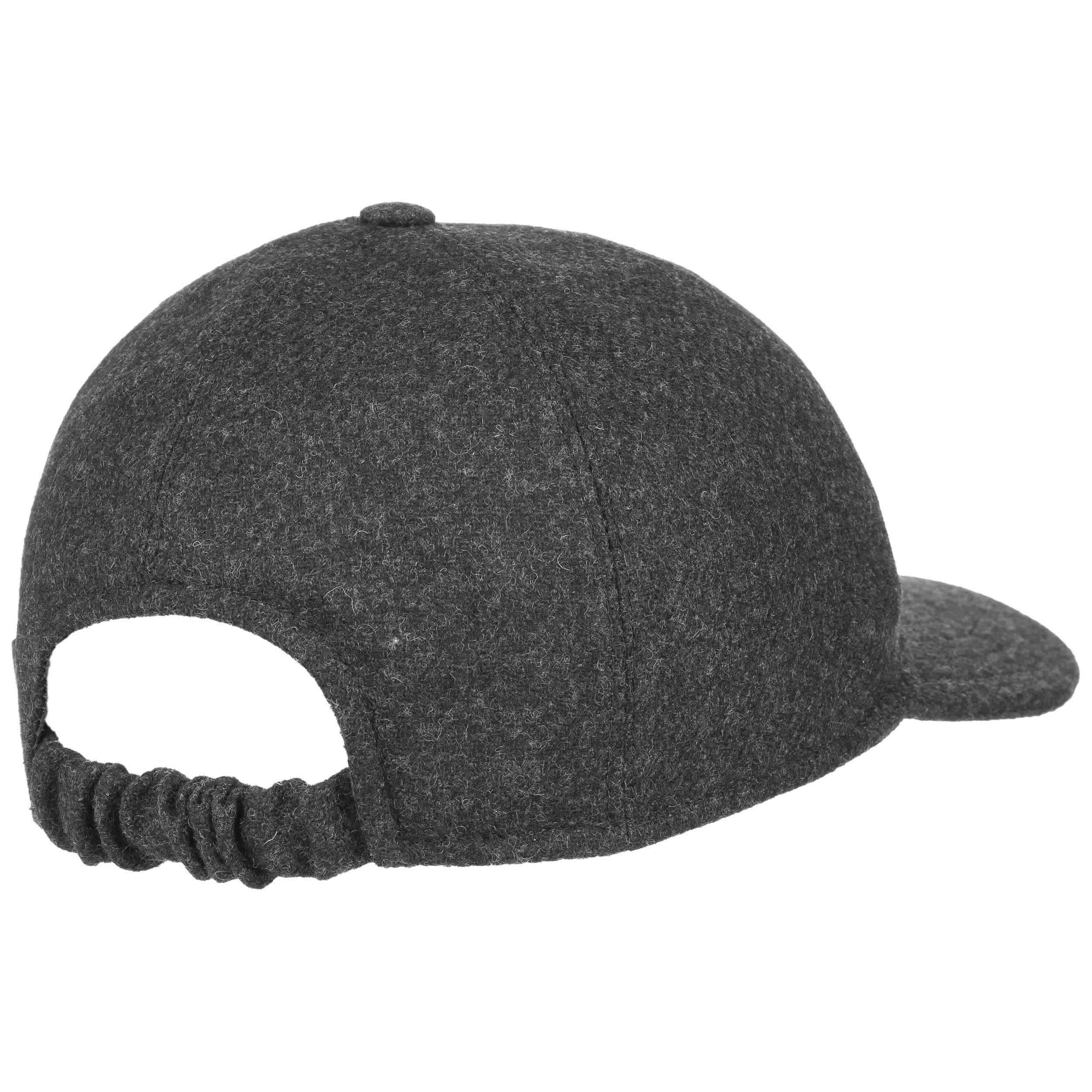 Gorra de Lana Fabio Uni Wool by Borsalino - Gorras - sombreroshop.es 6a6fdfb81c0