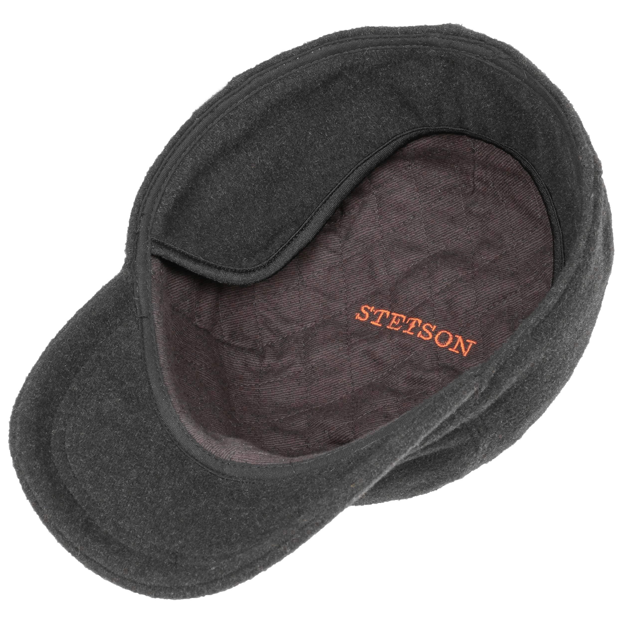Gorra de Lana Orejeras Maryman by Stetson - Gorras - sombreroshop.es c5f17084f8b