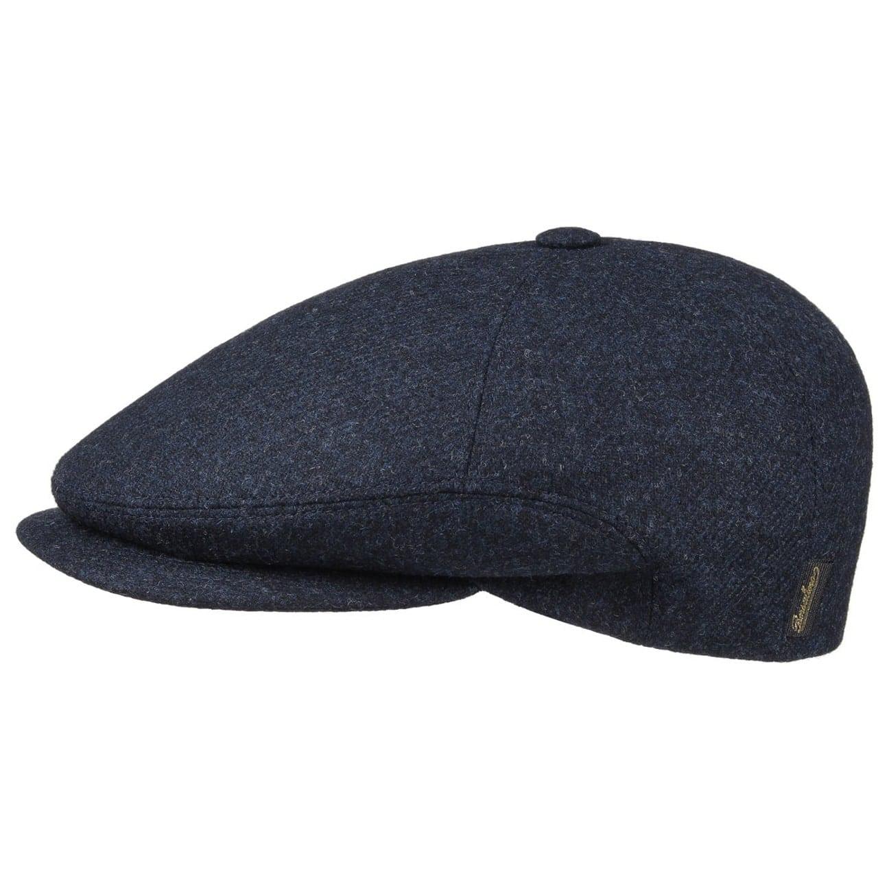 Gorra de Lana Vincent Wool by Borsalino - Gorros - sombreroshop.es a8c23e4b74a