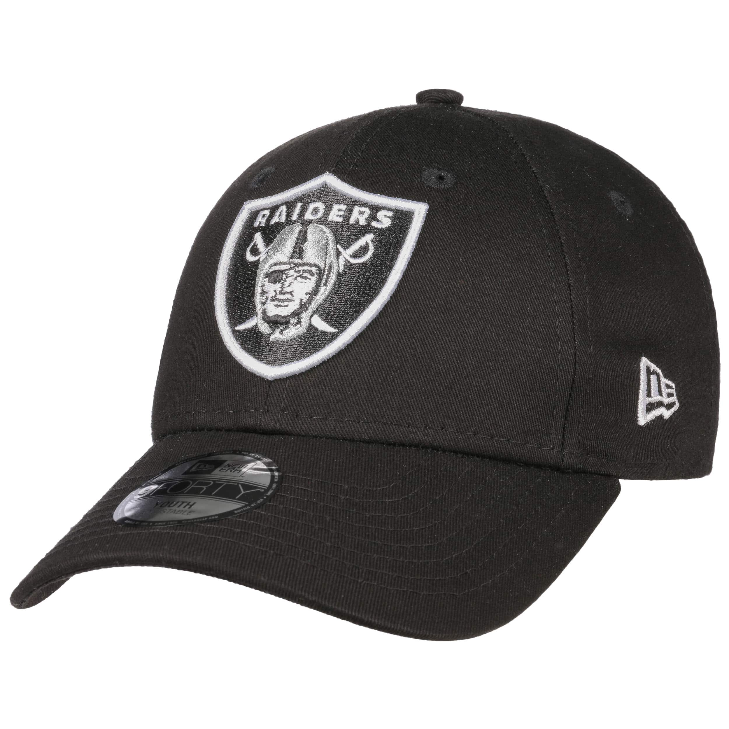 Gorra de Niño 9Forty Ess Raiders by New Era - Gorras - sombreroshop.es 74c1132f567