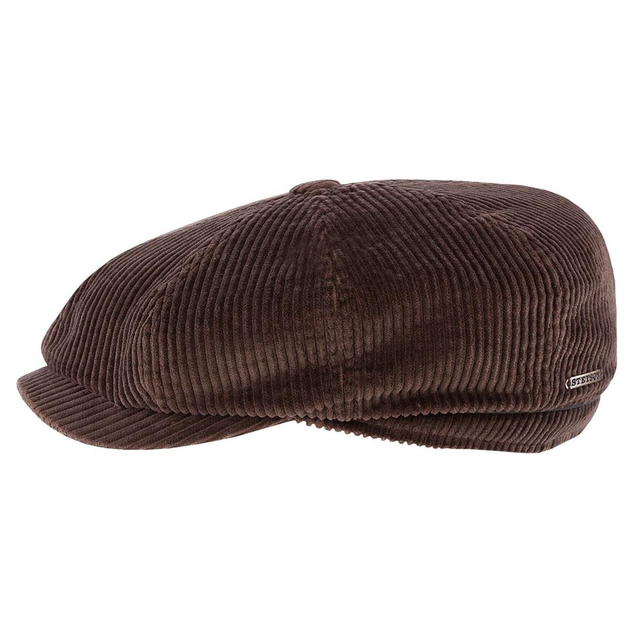 Gorra de Pana Hatteras by Stetson - Gorros - sombreroshop.es 48736471d0c