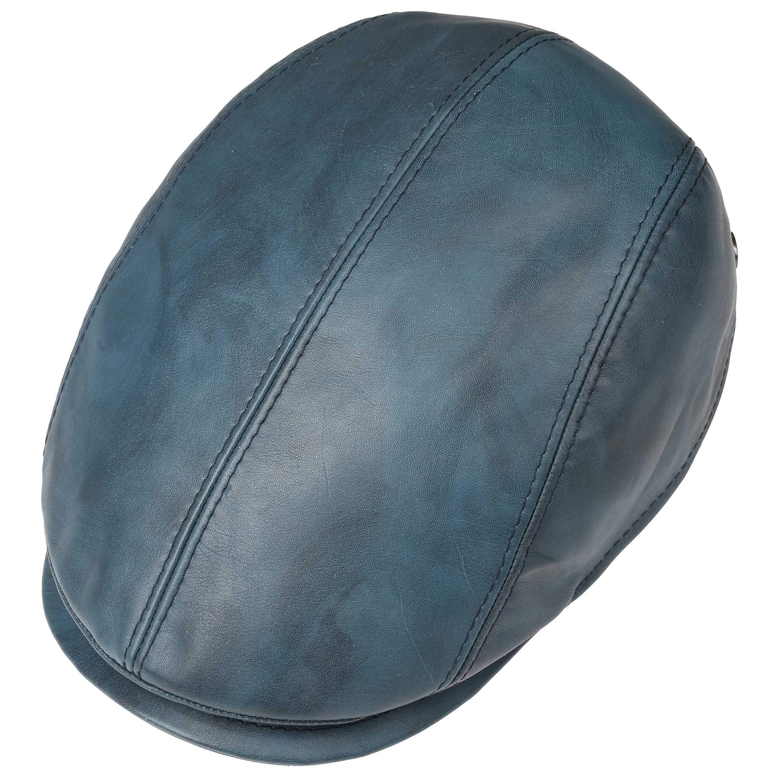 Gorra de Piel Wilson Brushstroke by Lierys - Gorras - sombreroshop.es fb18ea80bf5