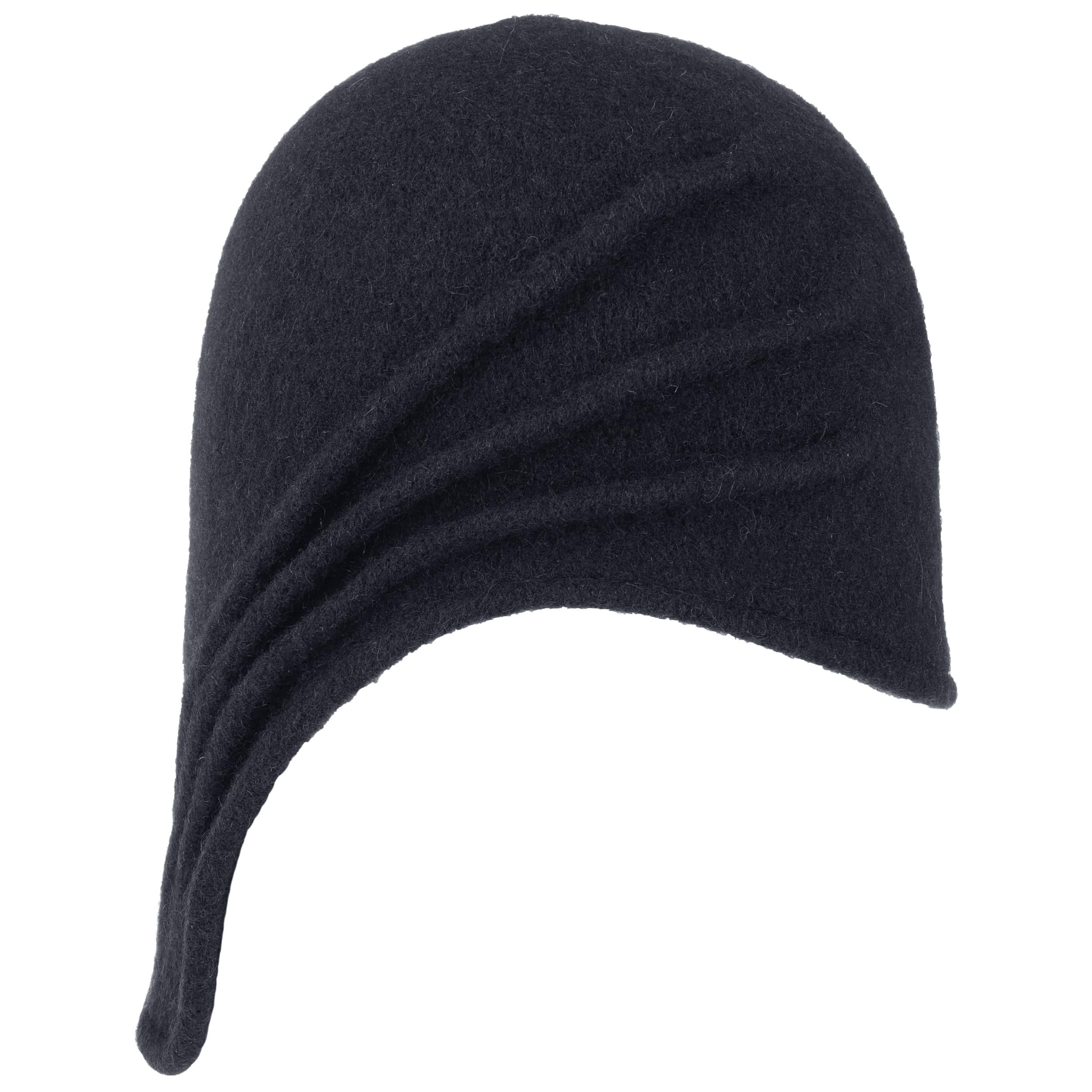 Gorro Asimétrico de Lana Nobila by Lipodo - Gorros - sombreroshop.es 85da45f36fa