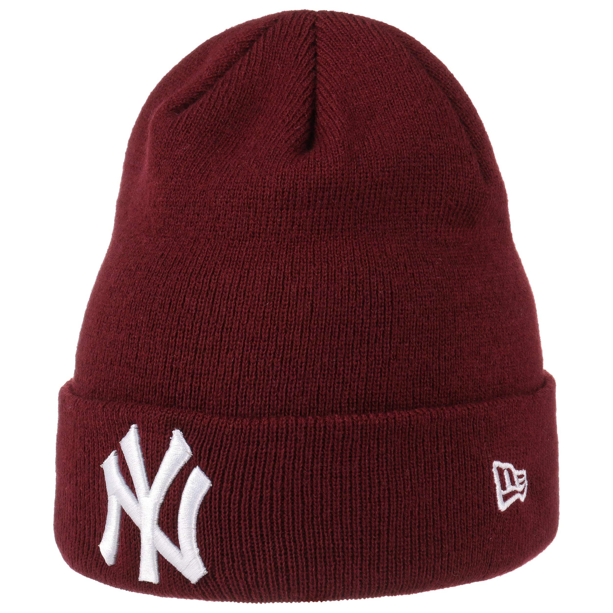47517f0c2f6de Gorro Beanie Ess Cuff Yankees by New Era - Gorros - sombreroshop.es