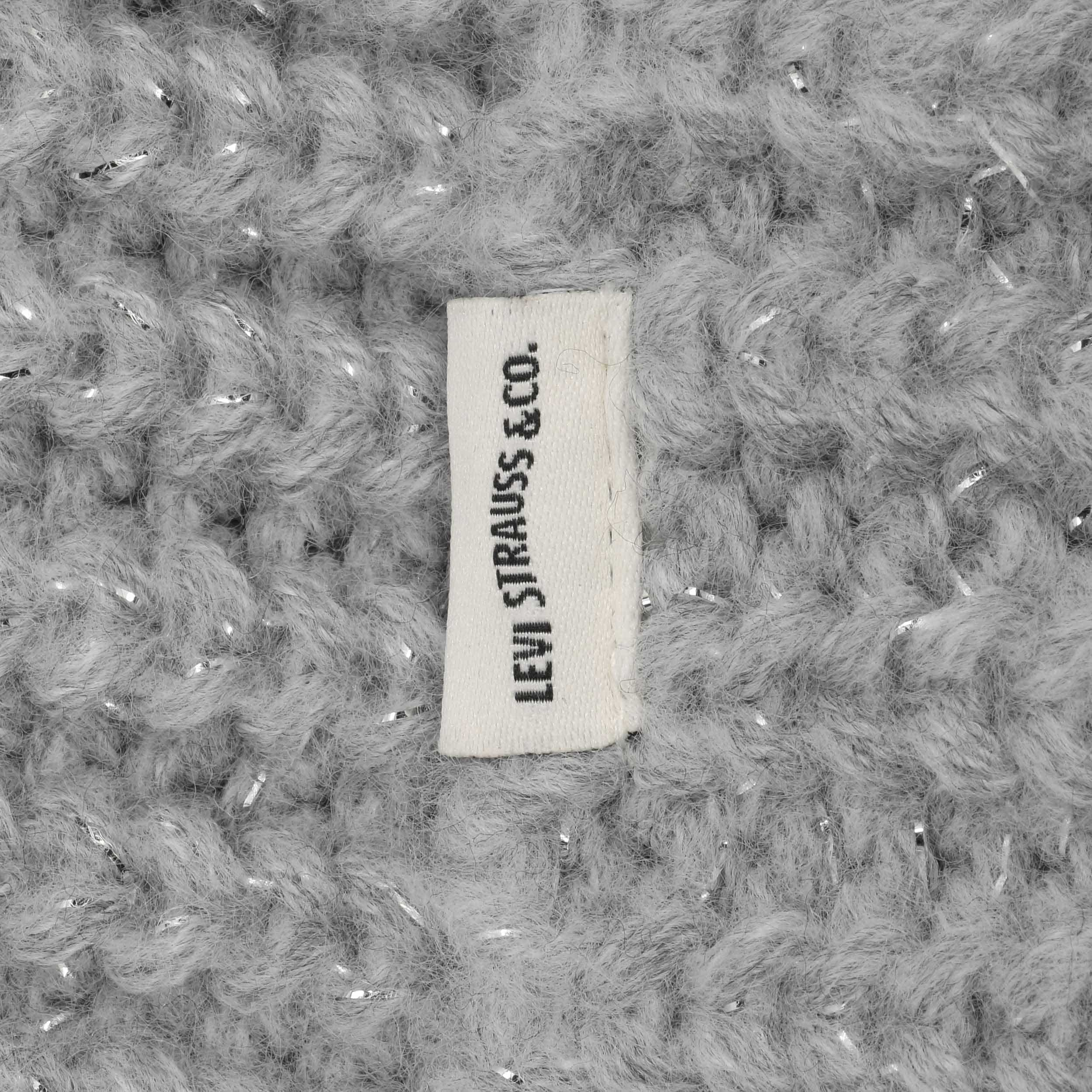 Gorro Beanie Lurex by Levi´s - Gorros - sombreroshop.es 25140f9d7be