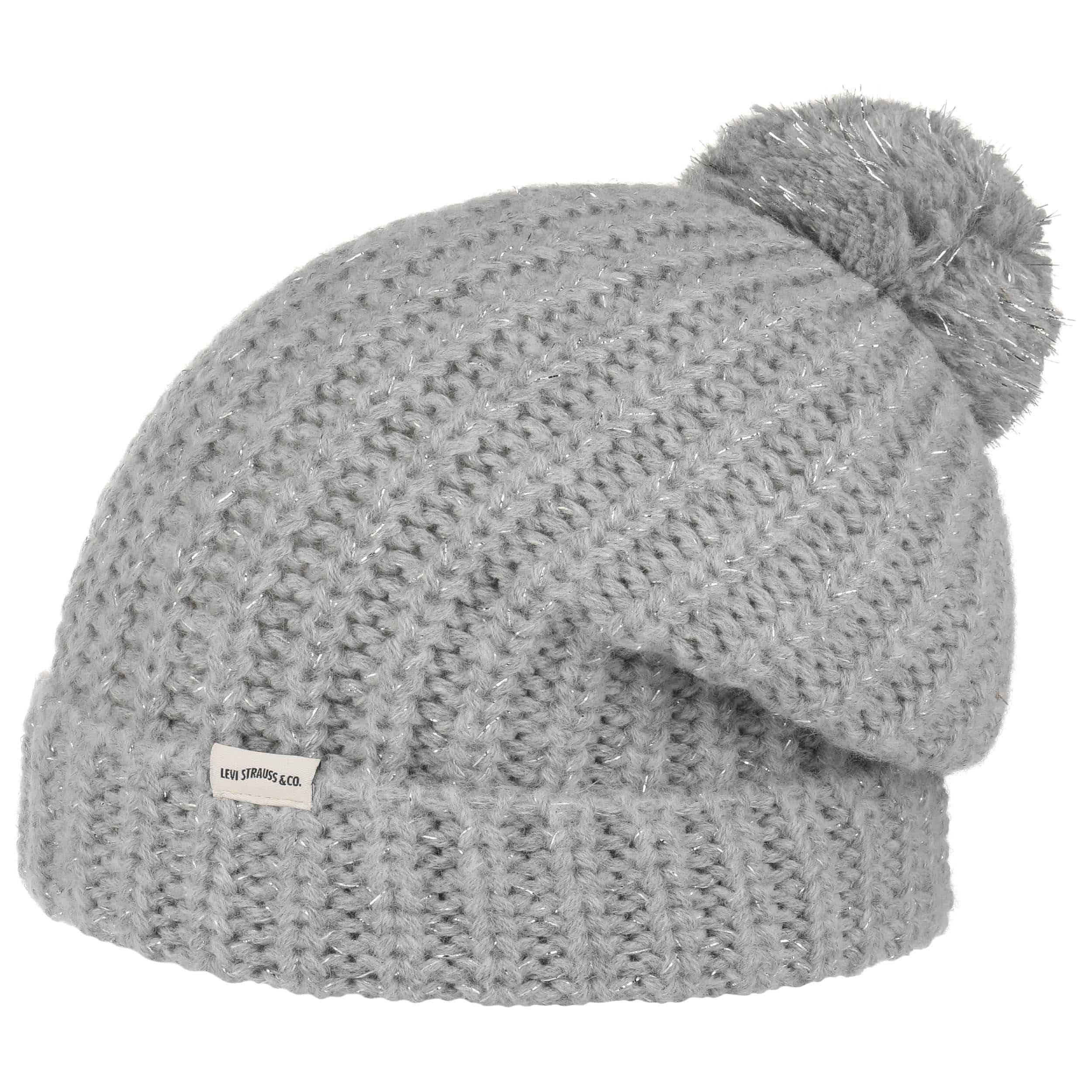 7c6b8f22310cb Gorro Beanie Lurex by Levi´s - Gorros - sombreroshop.es