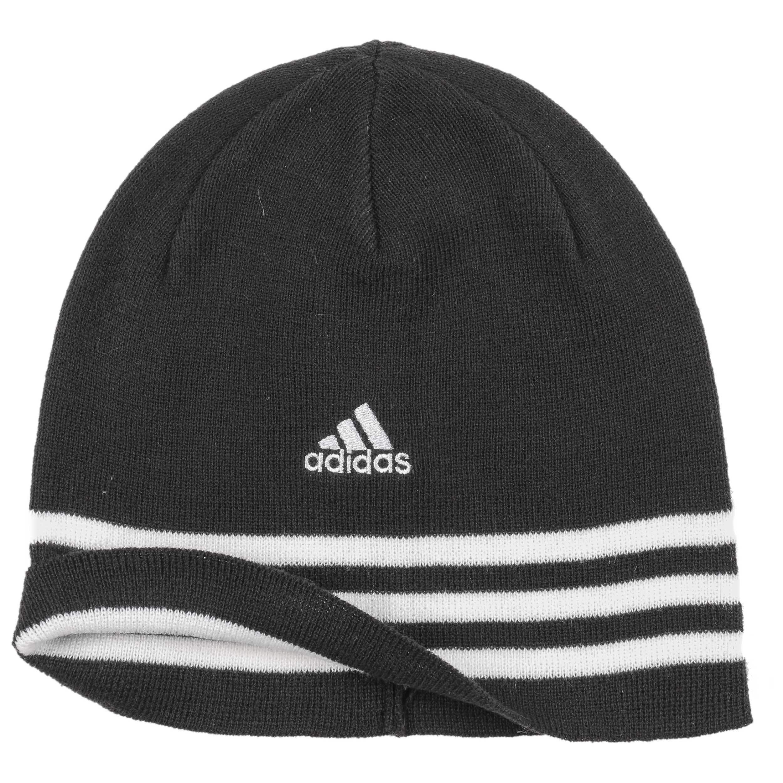 Gorro Ess 3S Beanie by adidas - Gorros - sombreroshop.es 506fe59f00a