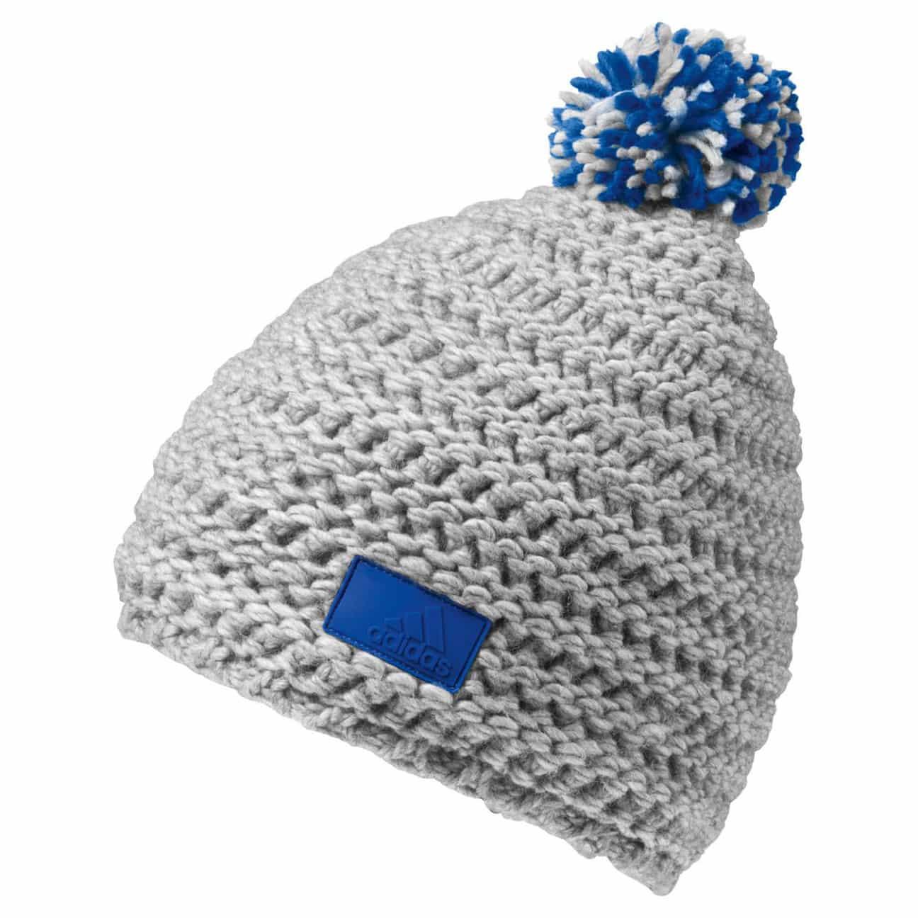 Gorro Wool Crochet Beanie by adidas - Gorros - sombreroshop.es 7c8ad2dc9f5