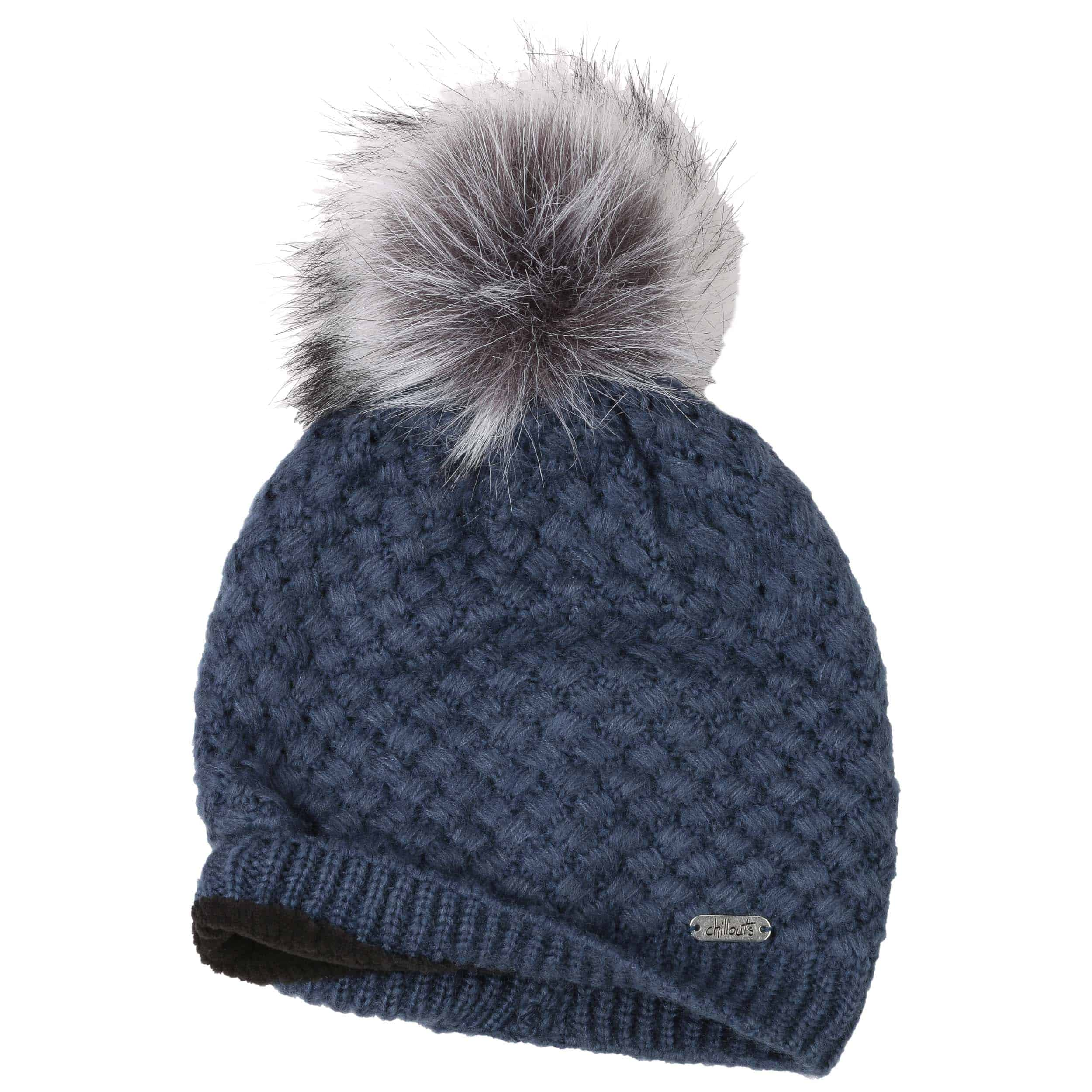 Gorro con Pompón Ashley by Chillouts - Gorros - sombreroshop.es adf86b529fc