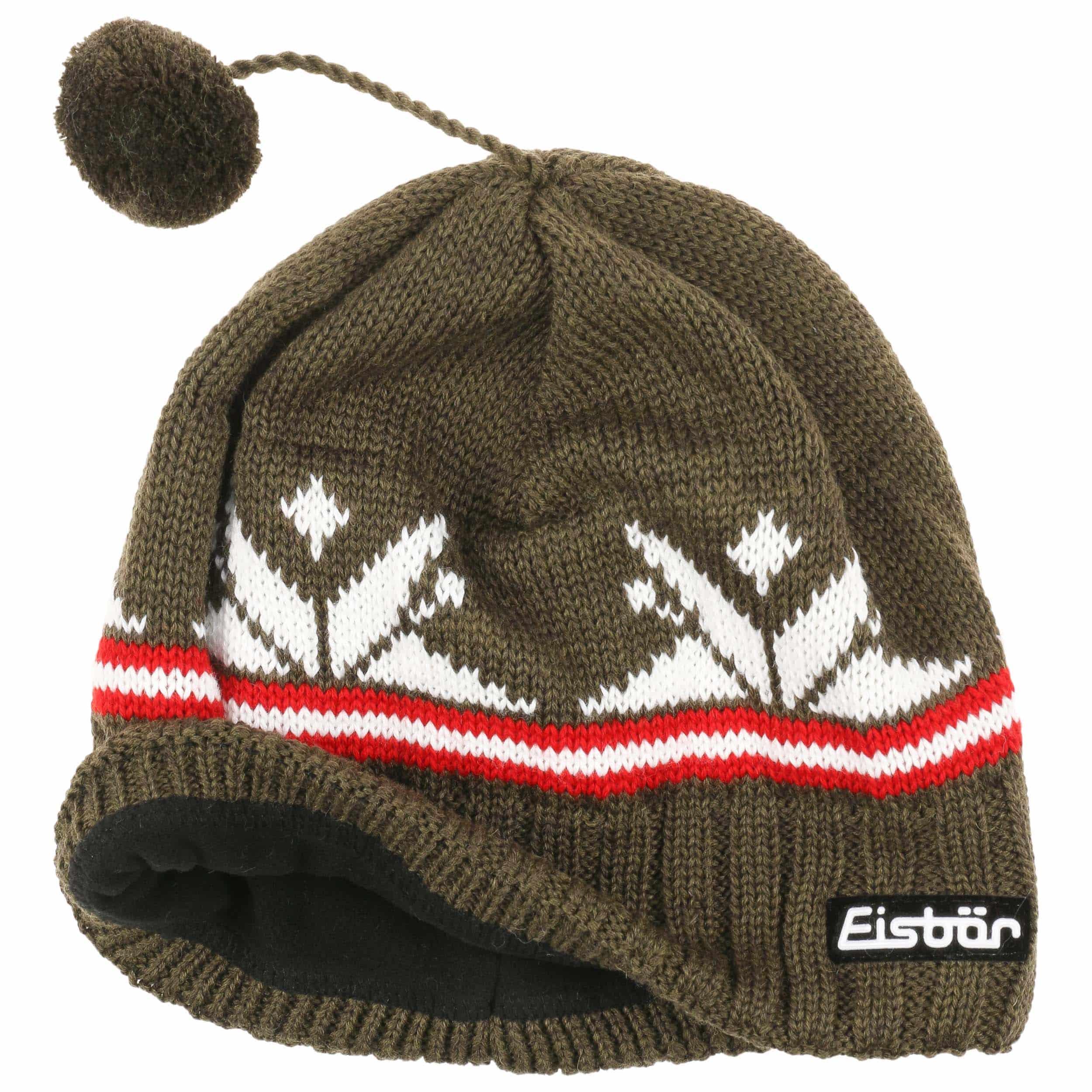 Gorro de Punto Ski by Eisbär - Gorros - sombreroshop.es 0aa3de4faac