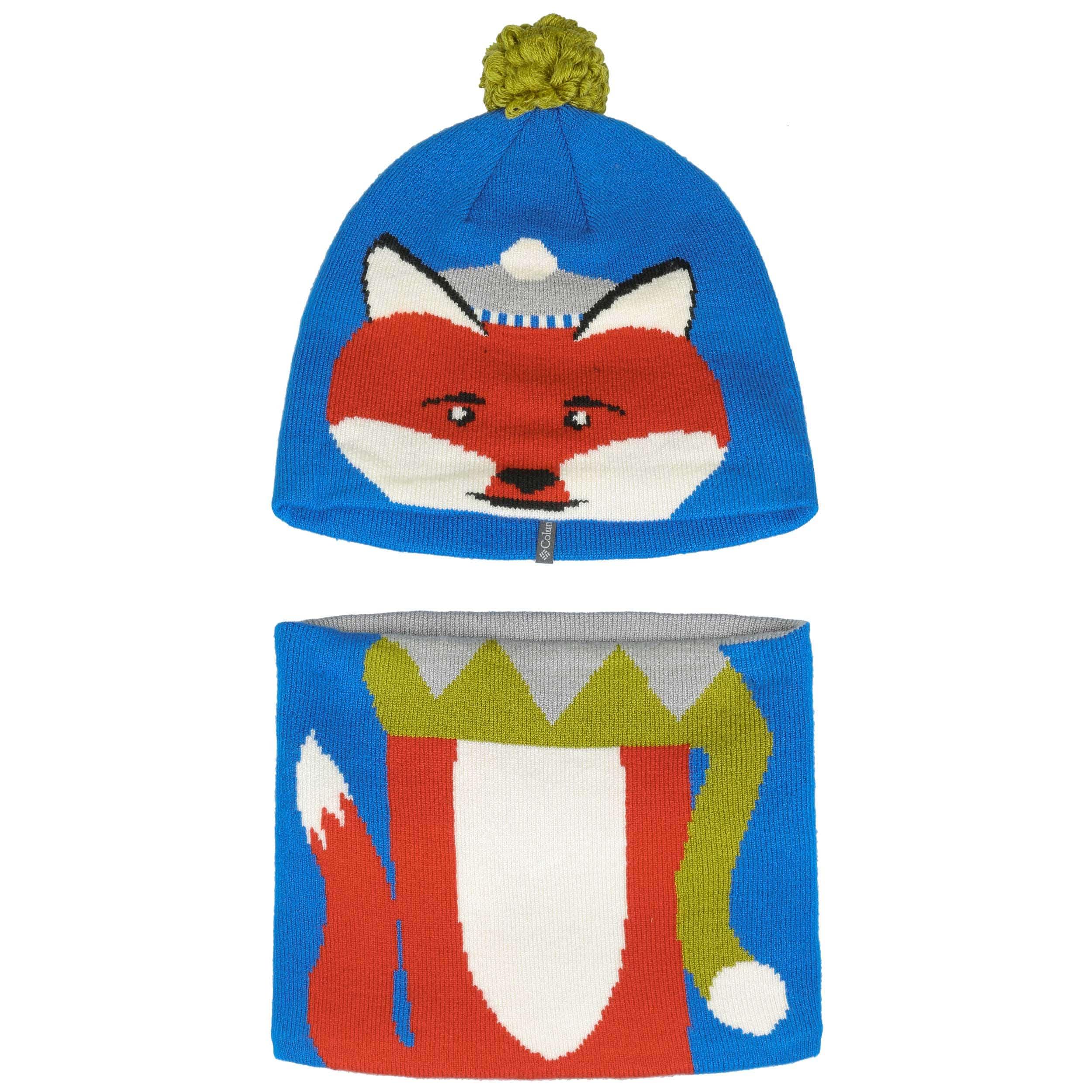 Kit Snow More Gorro y Bufanda by Columbia - Gorros - sombreroshop.es 92dce1fe06e