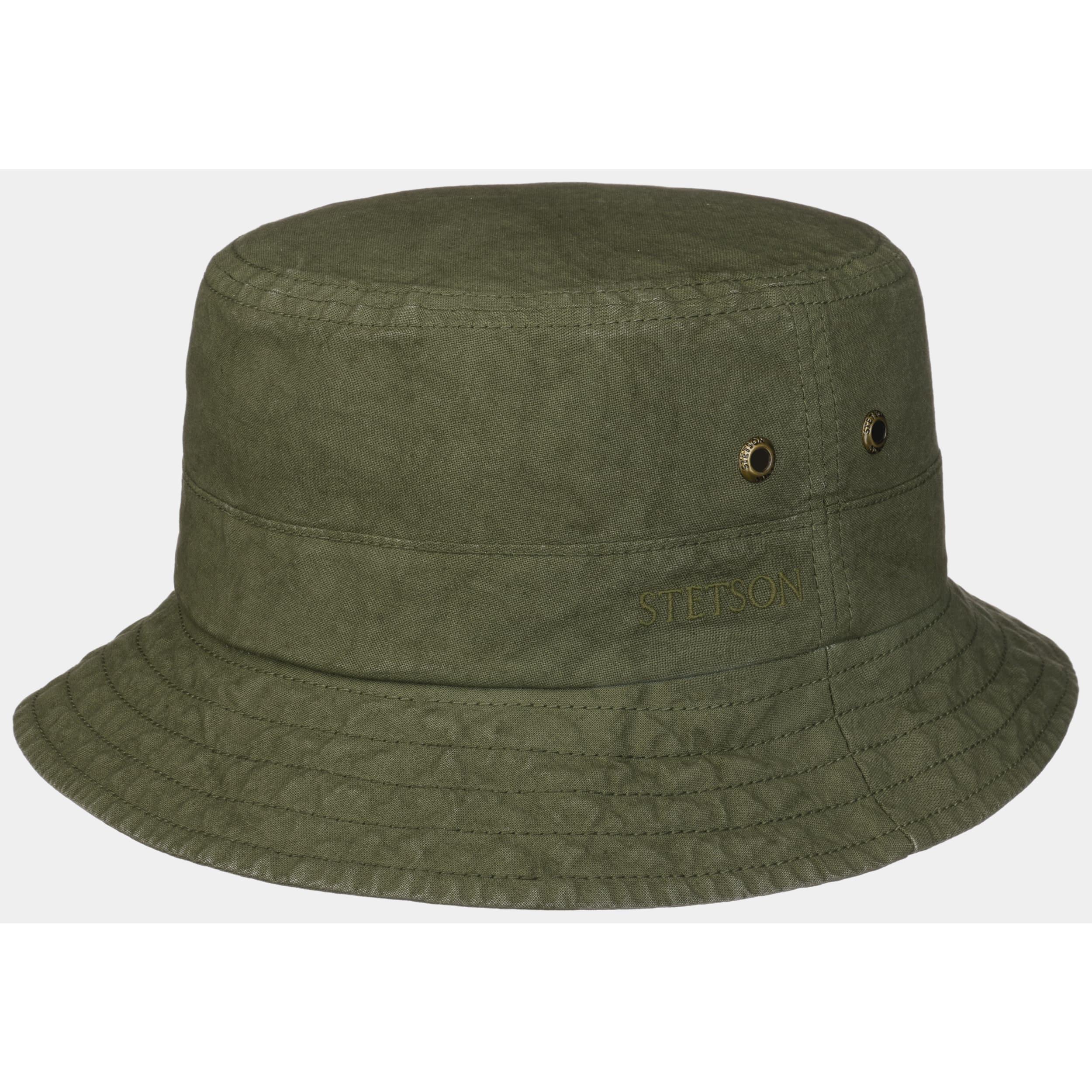 Sombrero Algodón Delave by Stetson - Sombreros - sombreroshop.es bc52962af4f