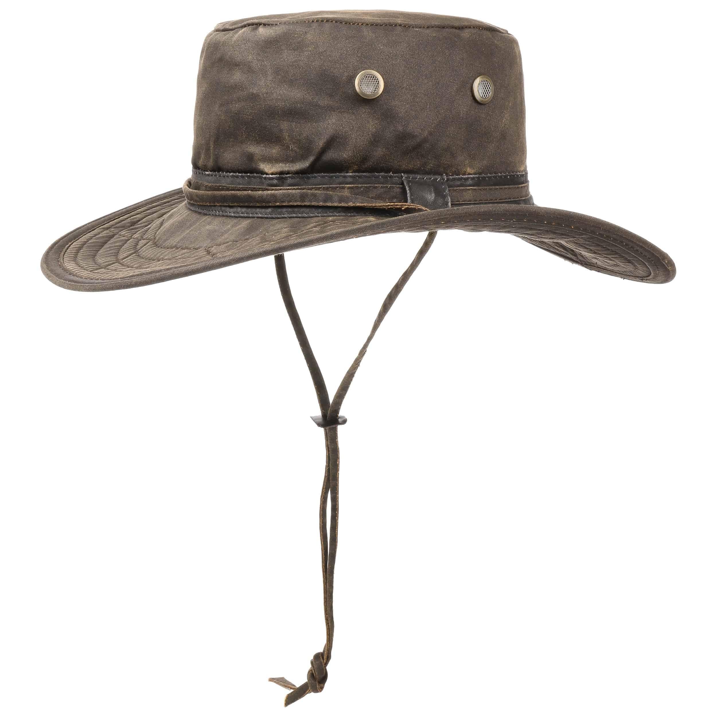 Talla S Chambergo boonie pamela sombrero coyote RipStop militar casual