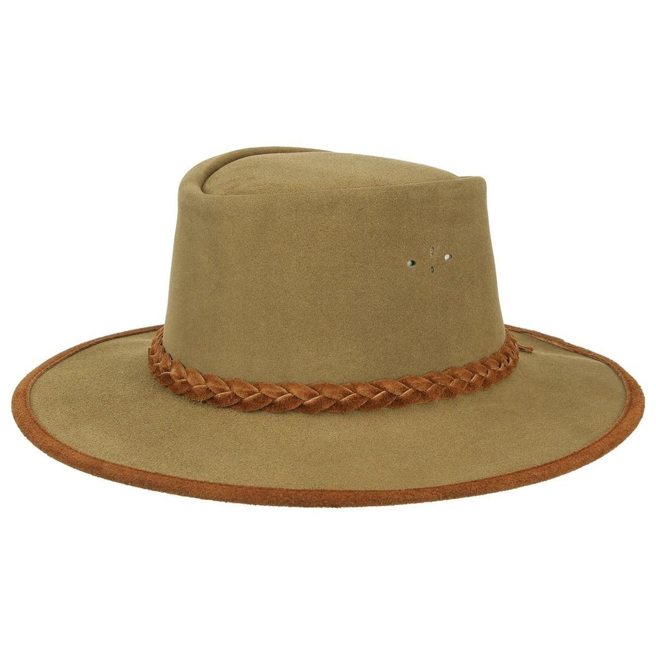 68a57e4fd0b6d Sombrero Australiano Stockman by BC HATS - Sombreros - sombreroshop.es