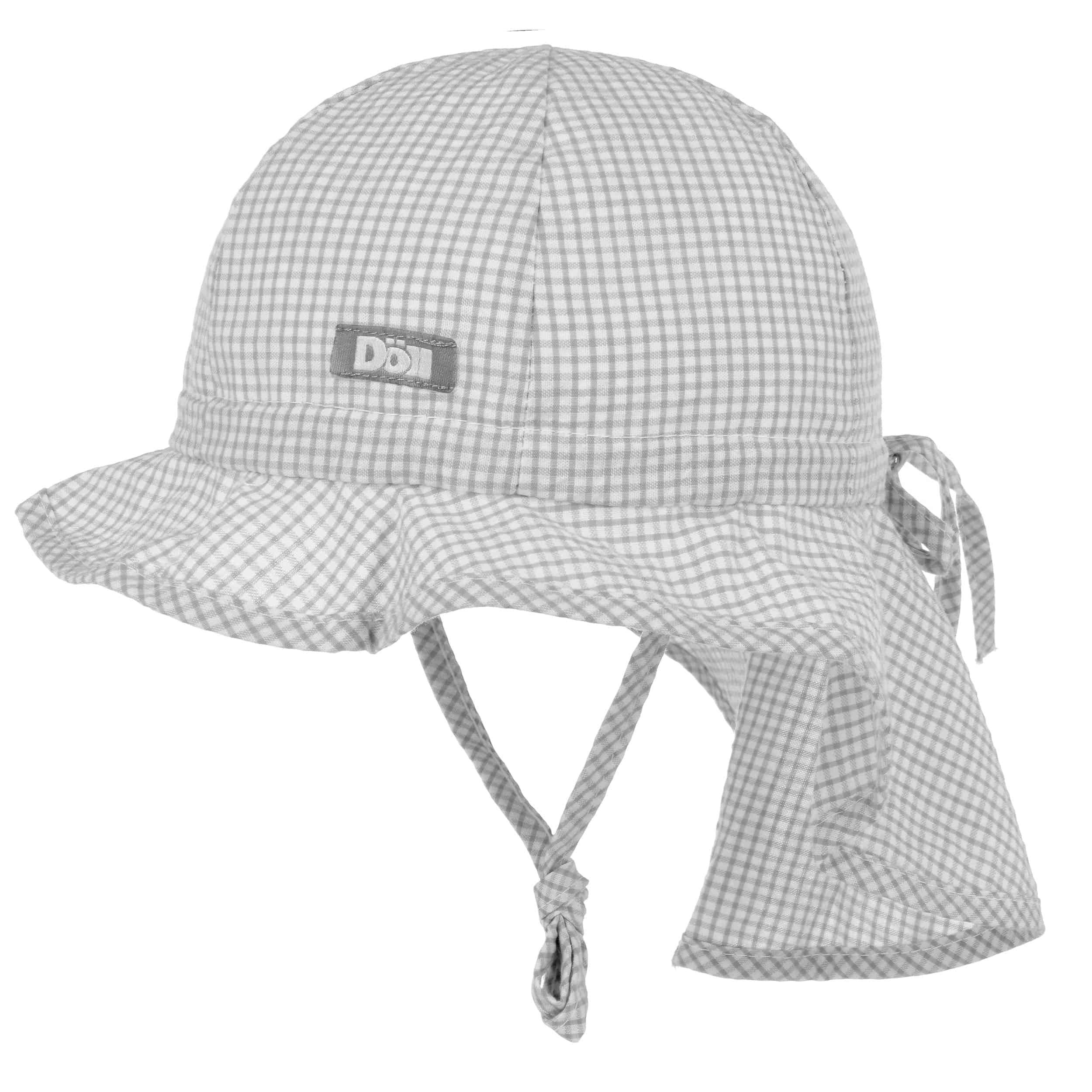 Sombrero Bebé Karoly con Cubrenuca by Döll - Sombreros - sombreroshop.es 2bcb28cc63c9