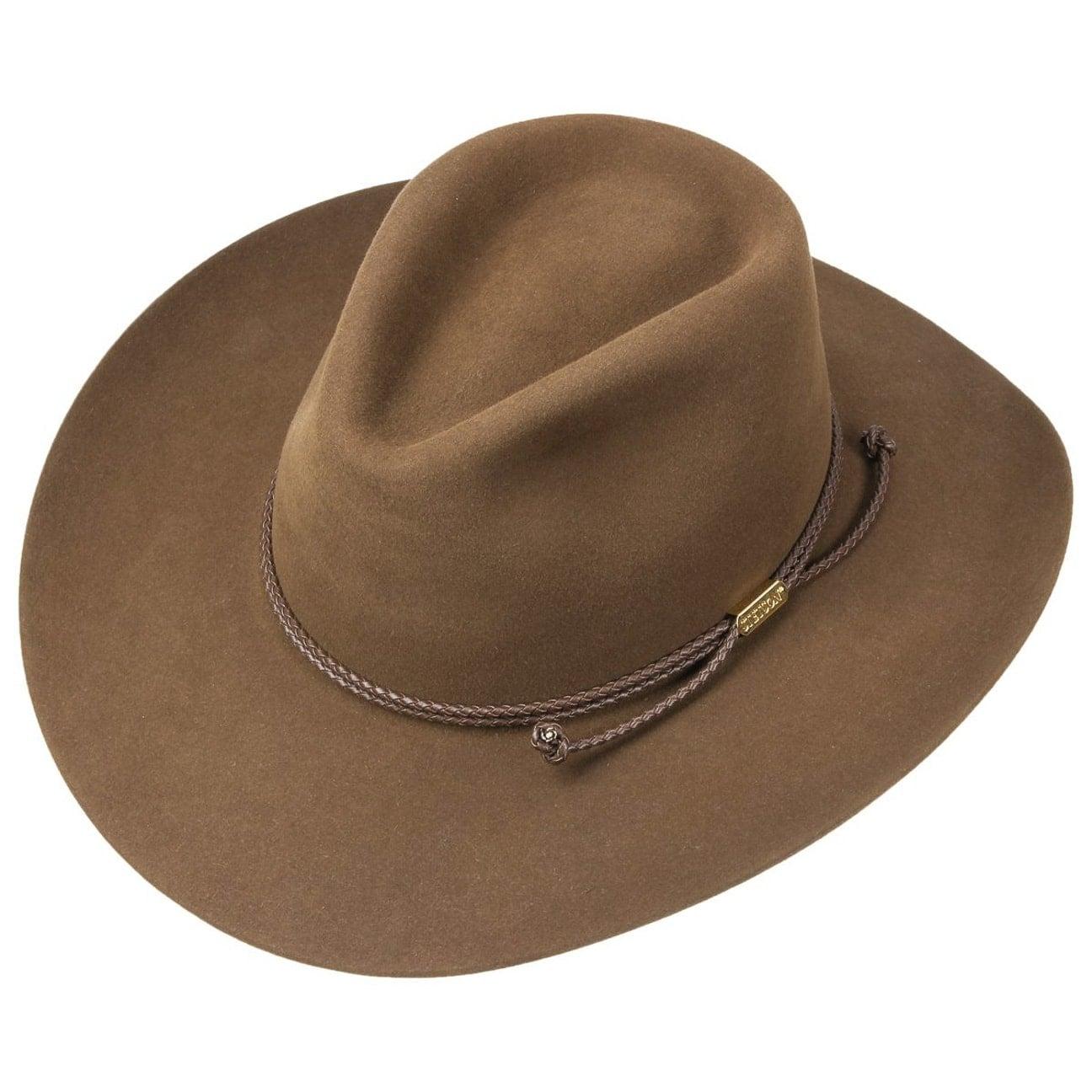 Sombrero Carson Outdoor Cowboy by Stetson - Sombreros - sombreroshop.es e862e52bb39