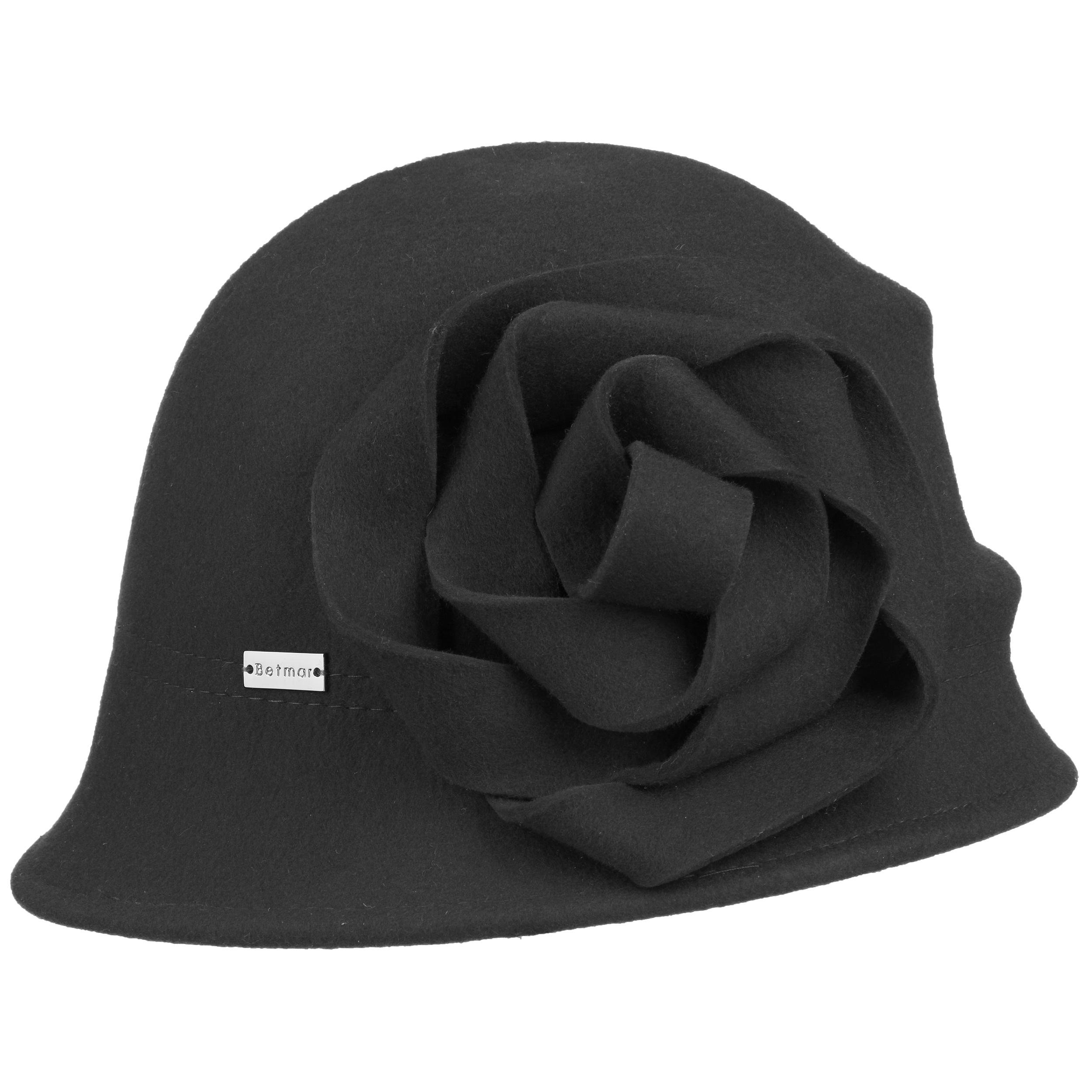 Sombrero Cloché Alexandrite by Betmar - Sombreros - sombreroshop.es 8397d67f783