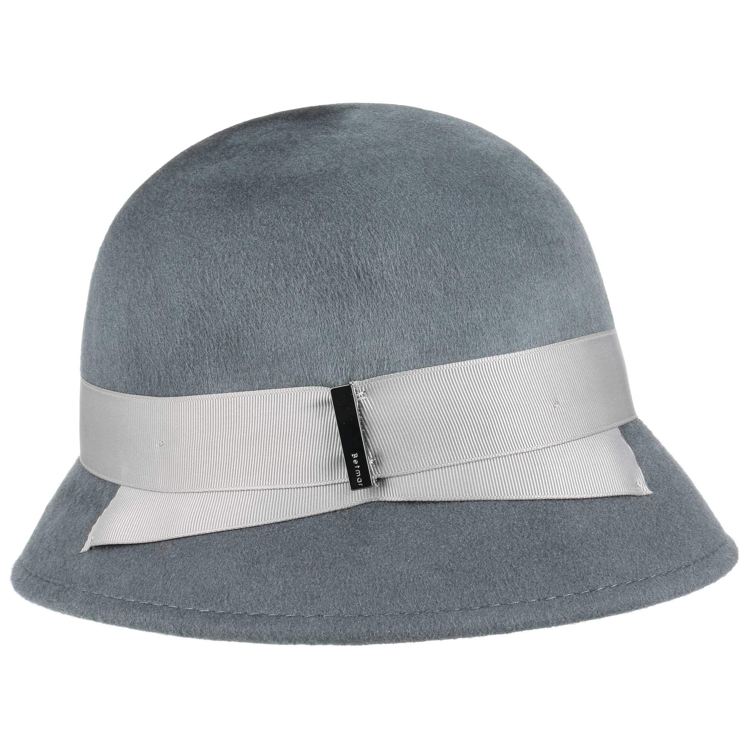 07ab2f39a73c0 Sombrero Cloché Charleston by Betmar - Sombreros - sombreroshop.es