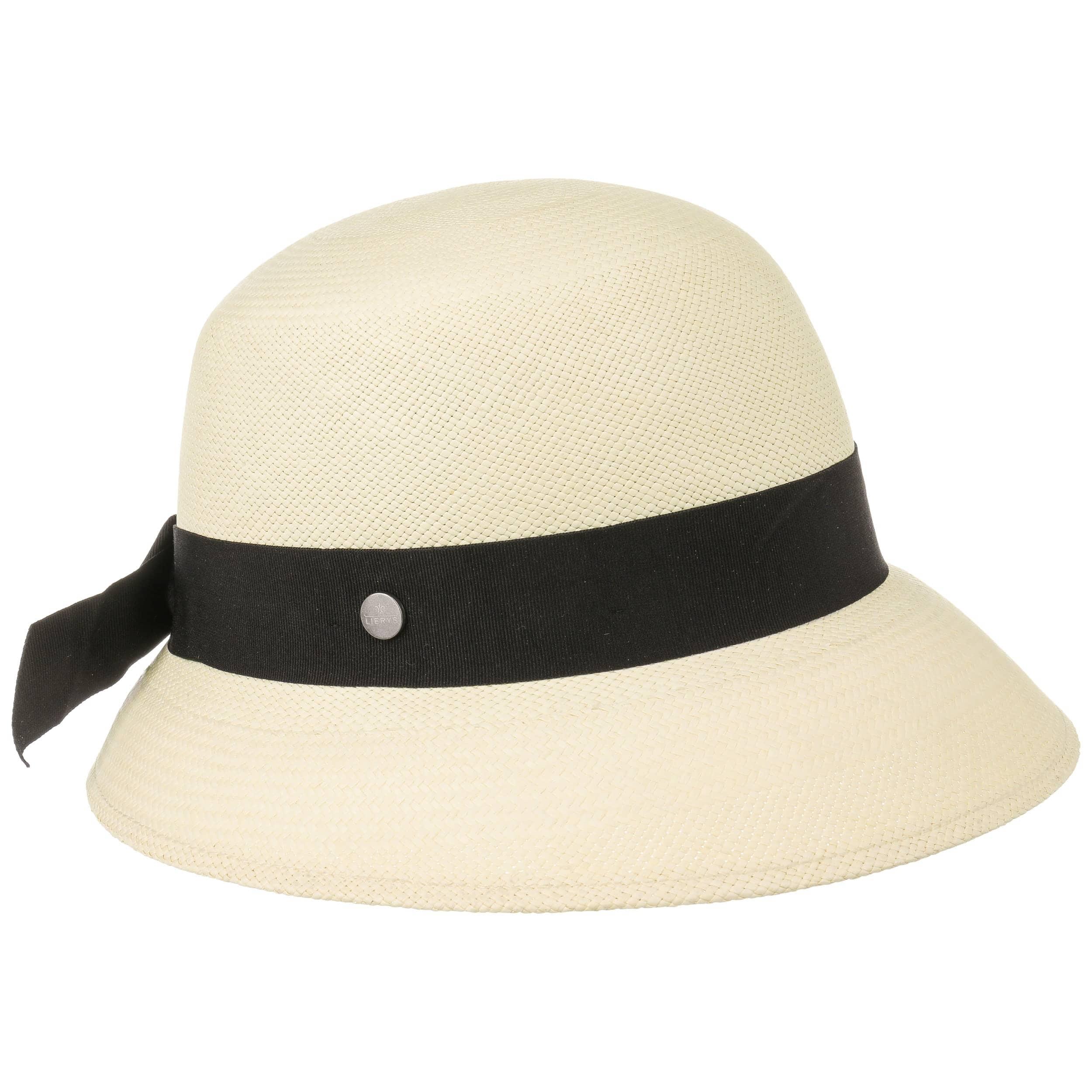 2c4ff88973617 Sombrero Cloché Panamá by Lierys - Sombreros - sombreroshop.es
