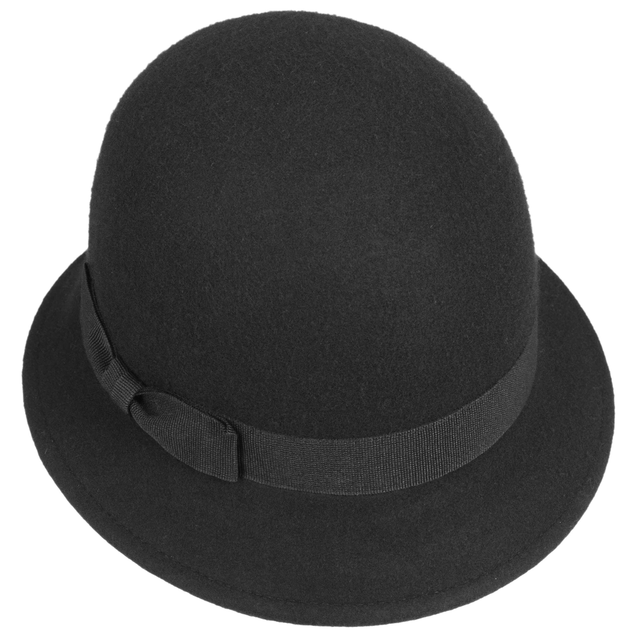 Sombrero Cloché de Fieltro Cajasa Mono - Sombreros - sombreroshop.es a5585b5ae1f