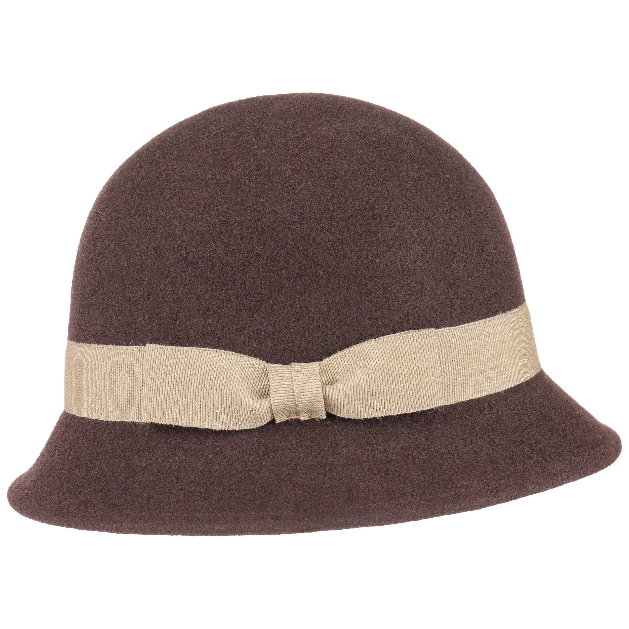 Sombrero Cloché de Mujer Kaleja Contrast - Sombreros - sombreroshop.es f69f372ced5