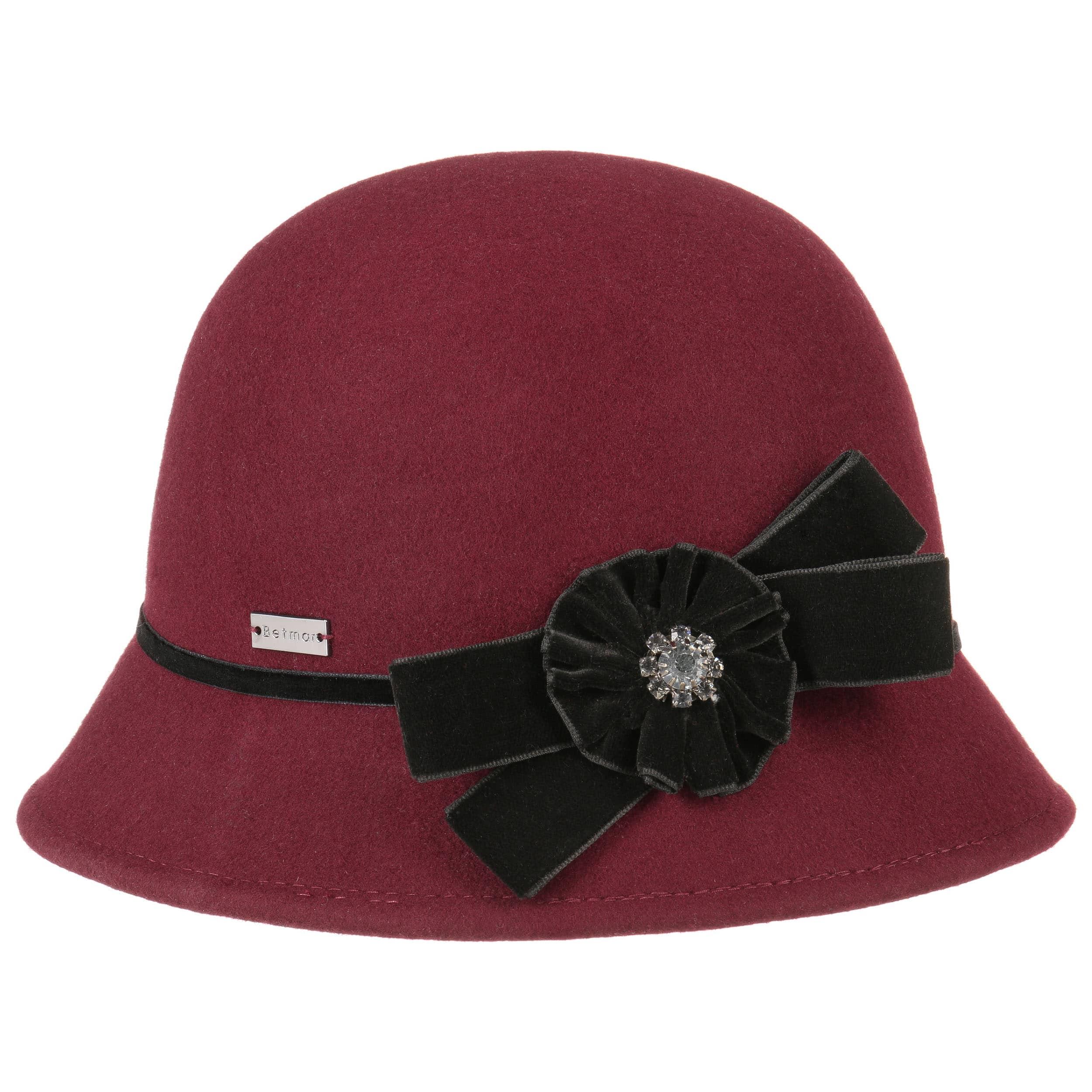 Sombrero Cloché de Mujer Nella by Betmar - Sombreros - sombreroshop.es 13d8bf927e7
