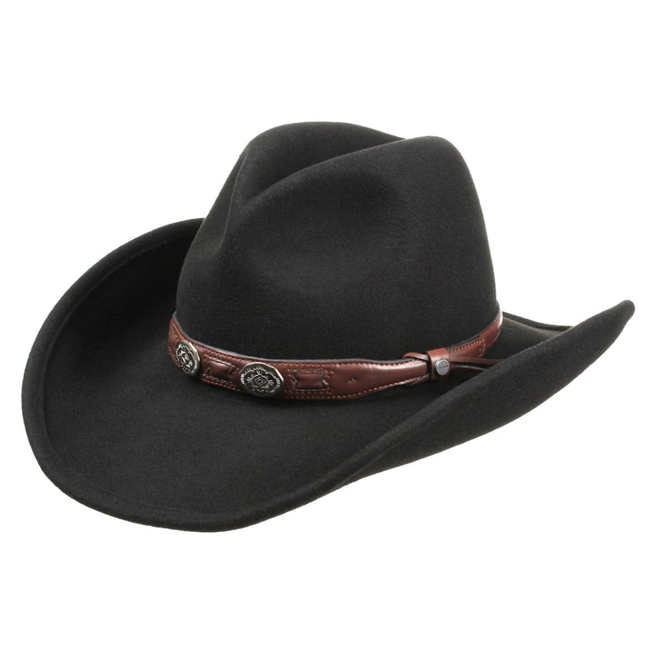 a87699777fc06 Sombrero Cowboy Roy by Stetson - Sombreros - sombreroshop.es