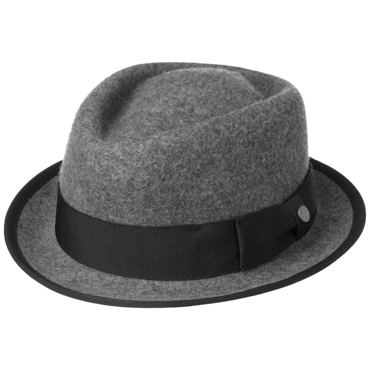 Sombrero Diamond Mix Porkpie by Lierys - Sombreros - sombreroshop.es 19f770398b4