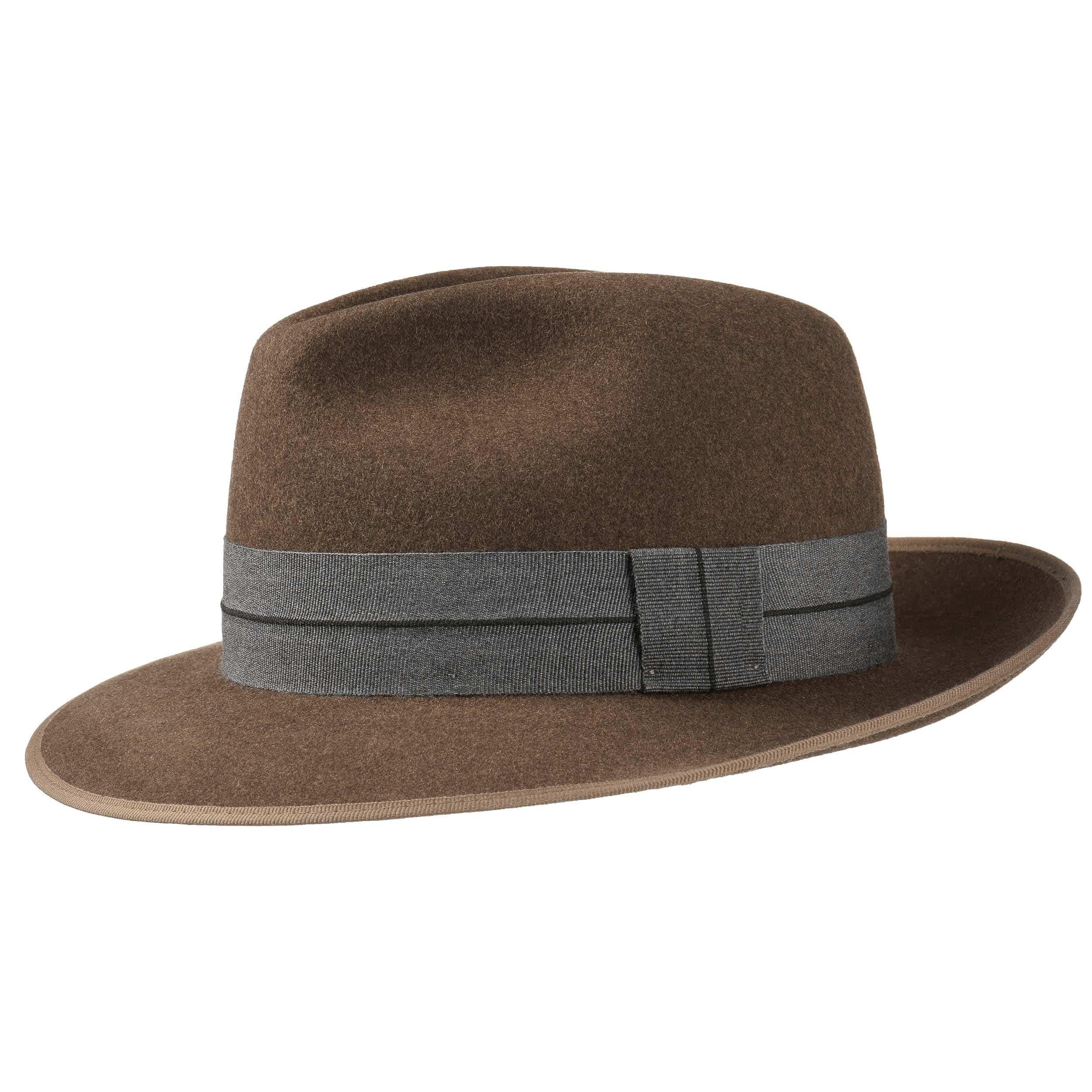 Sombrero Fieltro Lana Virgi by Stetson - Sombreros - sombreroshop.es e6d84426fb8