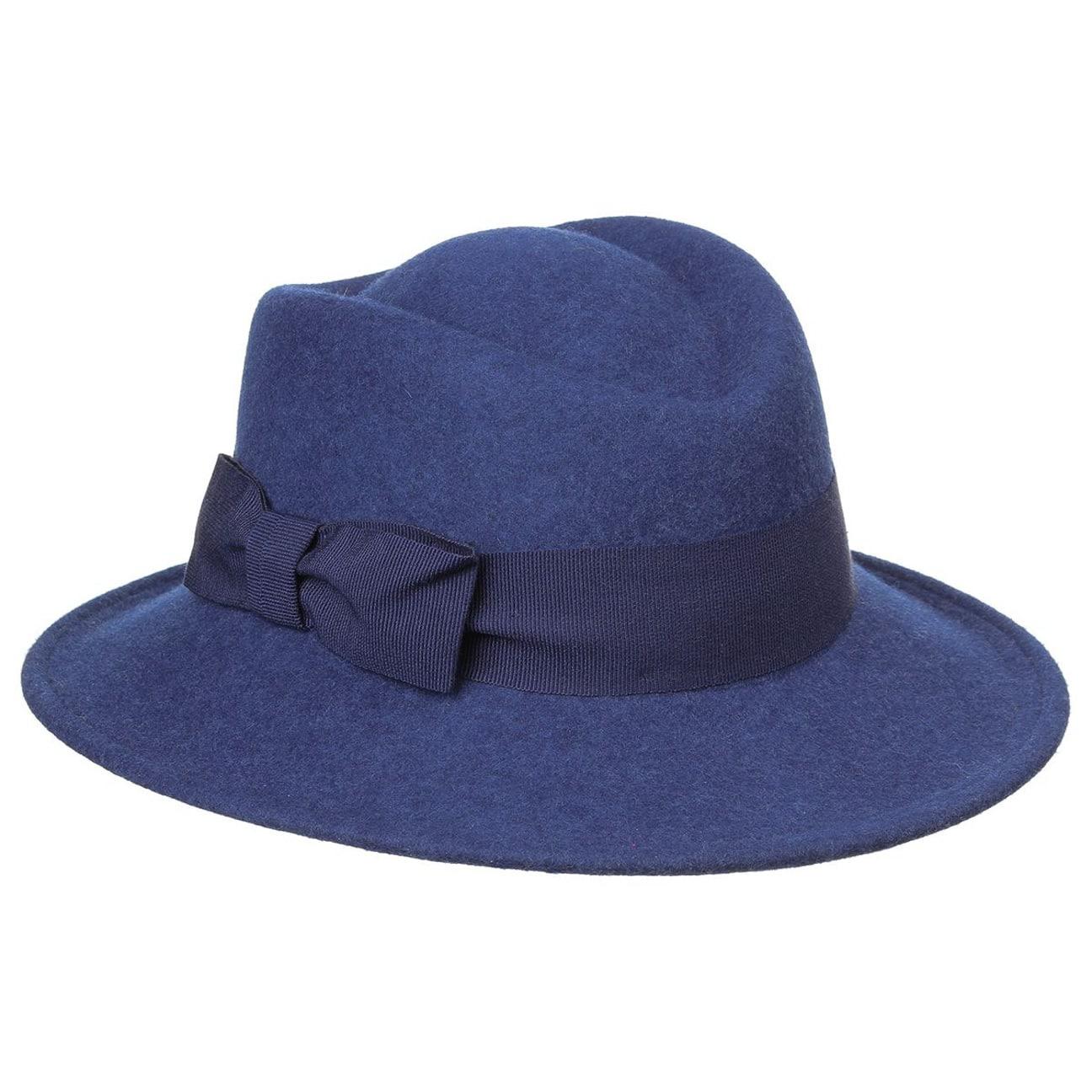 16551e96c8c34 Sombrero Fieltro Mujer Melange by McBURN - Sombreros - sombreroshop.es