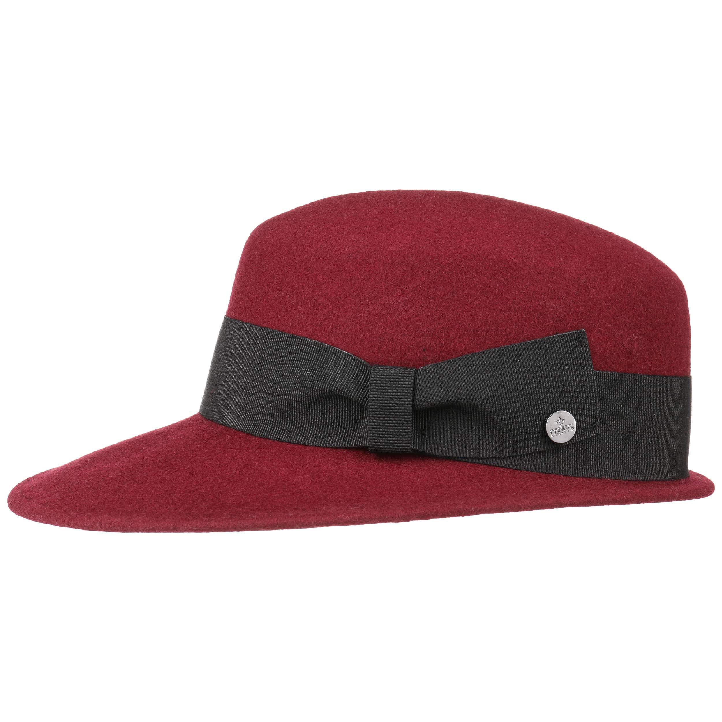 16804f73362e7 Sombrero Fieltro Mujer Melissa by Lierys - Sombreros - sombreroshop.es