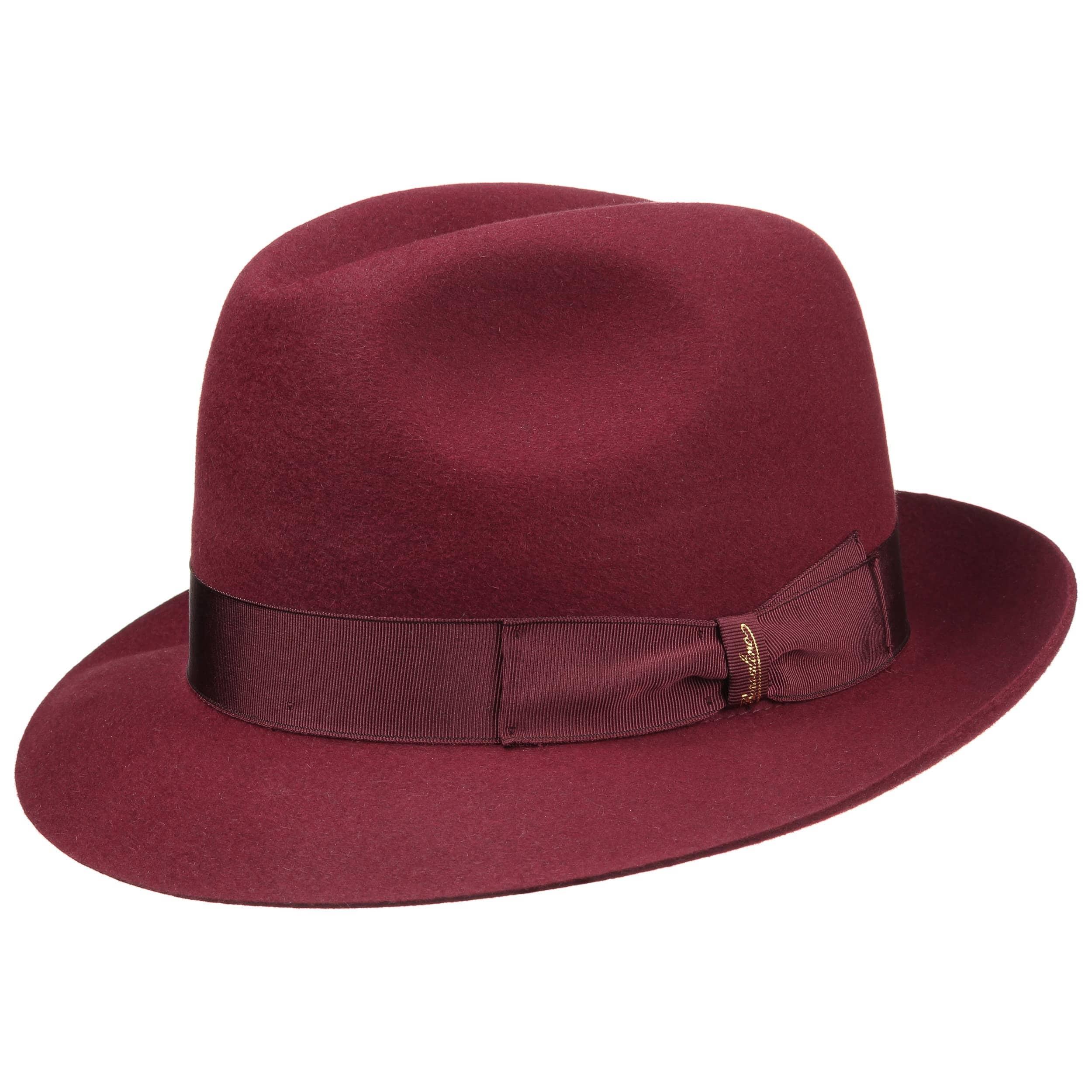 Sombrero Fieltro Pelo Georgio by Borsalino - Sombreros - sombreroshop.es a658415d4a4