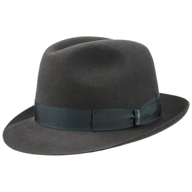 eef98c38d7803 Sombrero Fieltro Pelo Georgio by Borsalino - Sombreros - sombreroshop.es