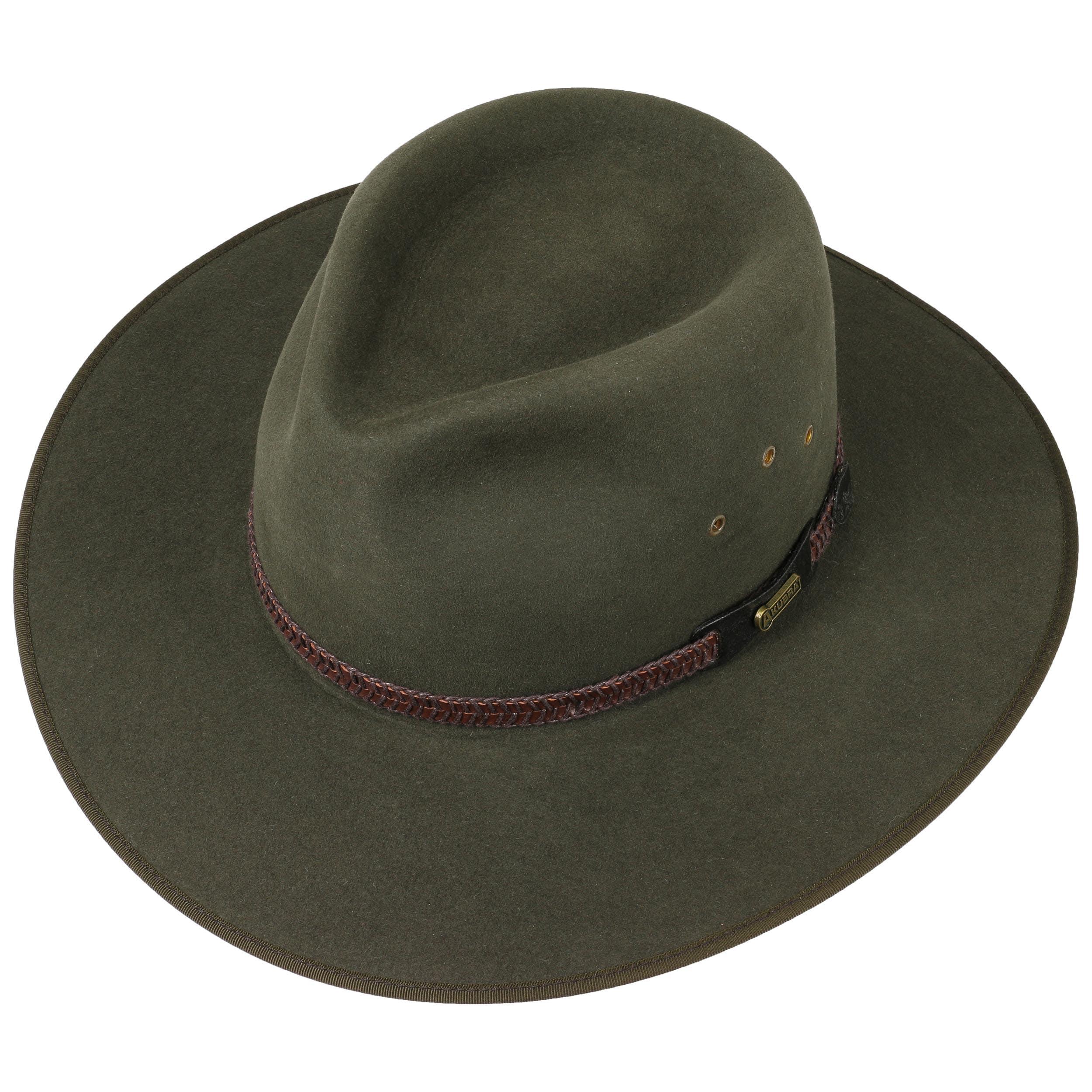 eb8c4a847c80d Sombrero Fieltro Pelo Tablelands by Akubra - Sombreros - sombreroshop.es