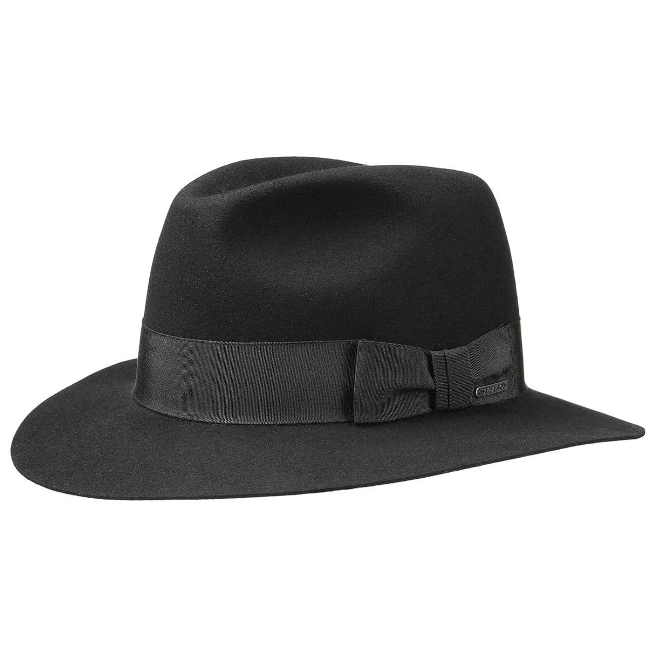 9ab7de199a96a Sombrero Fieltro de Pelo Dalion by Stetson - Sombreros - sombreroshop.es