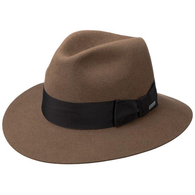 Sombrero Fieltro de Pelo Dalion by Stetson - Sombreros - sombreroshop.es f98d9685dbe