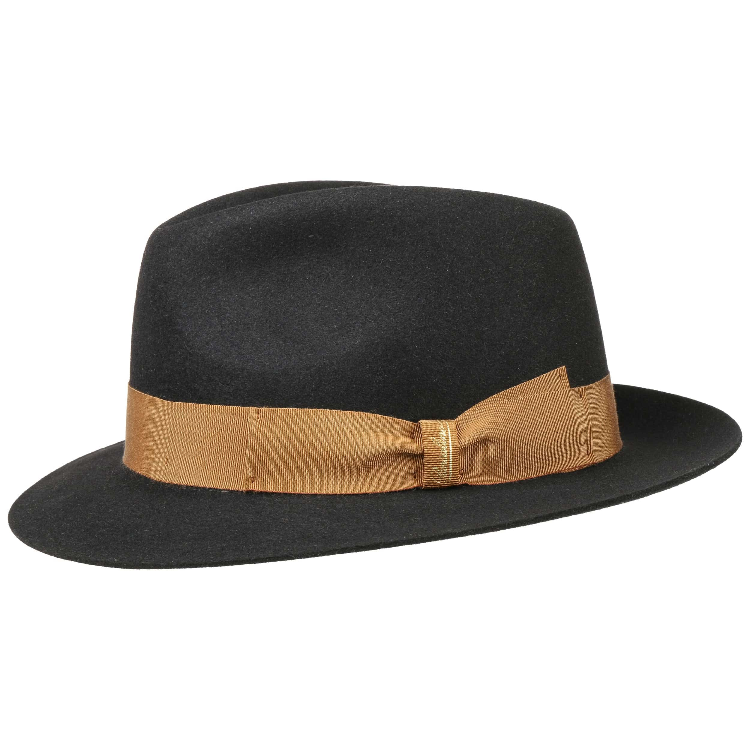 Sombrero Finissimo Twotone Fedora by Borsalino - Sombreros ... 2b48bff4074