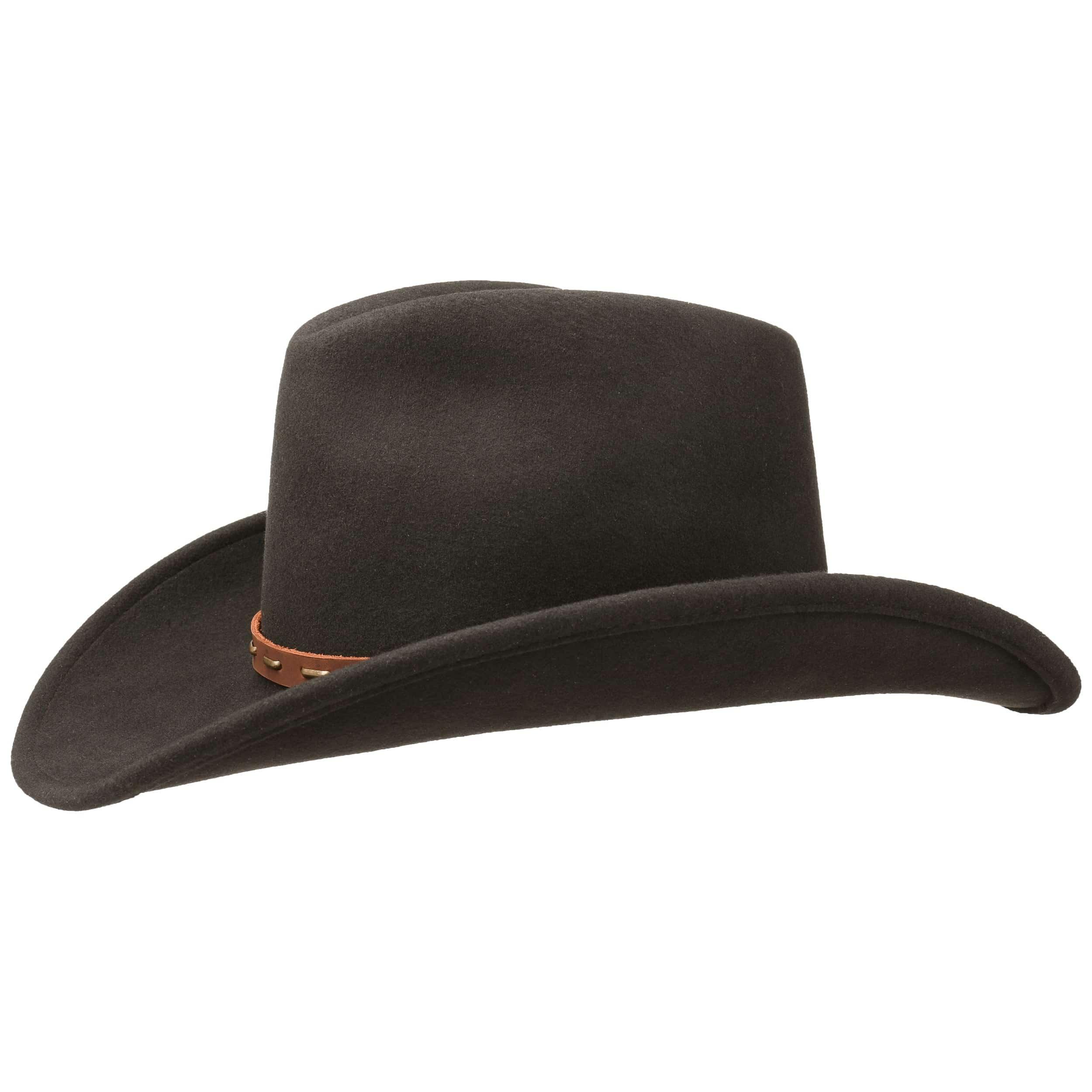 Sombrero High Crown VitaFelt by Stetson - Sombreros - sombreroshop.es 94f18223a96