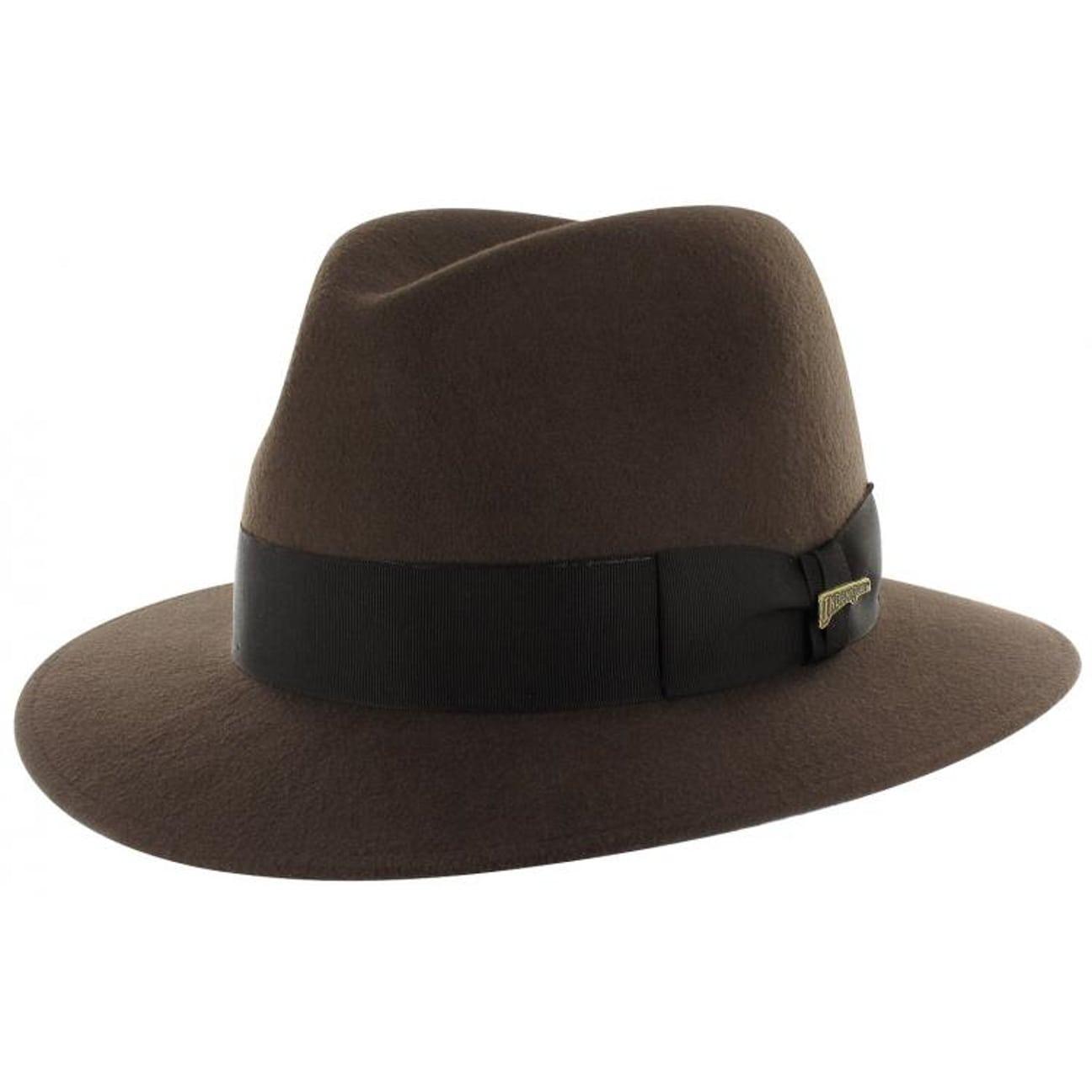 Sombrero Indiana Jones - Sombreros - sombreroshop.es cef6a9a3de8