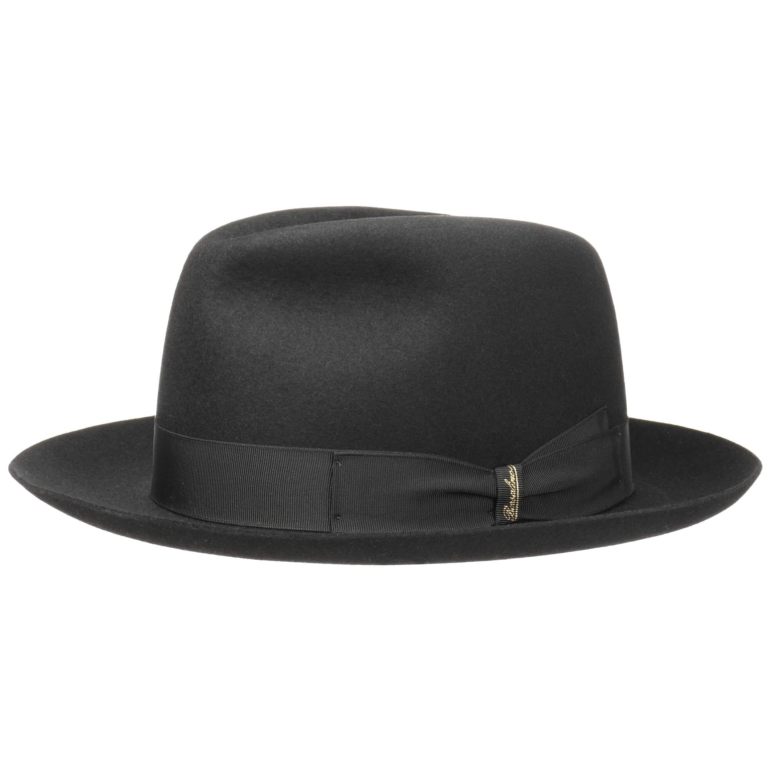 ... Sombrero Lluvia Alessandria by Borsalino - negro 4 ... d6d18b1162e