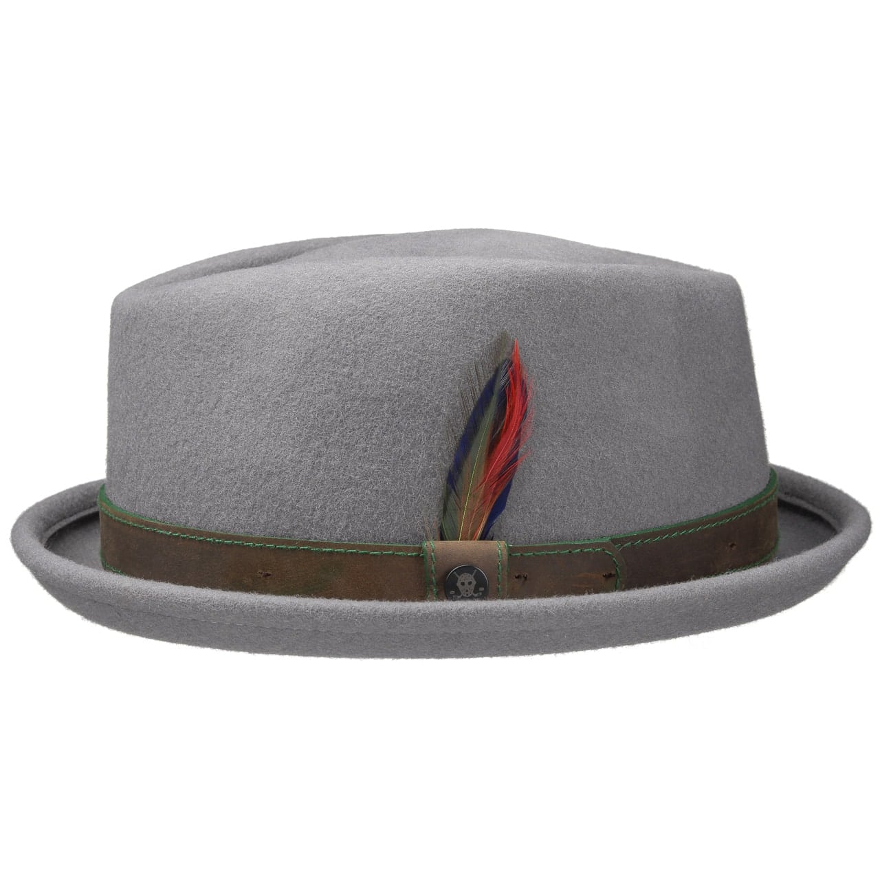 Sombrero Manhat Pork Pie by Stetson - Sombreros - sombreroshop.es 8825a046bba